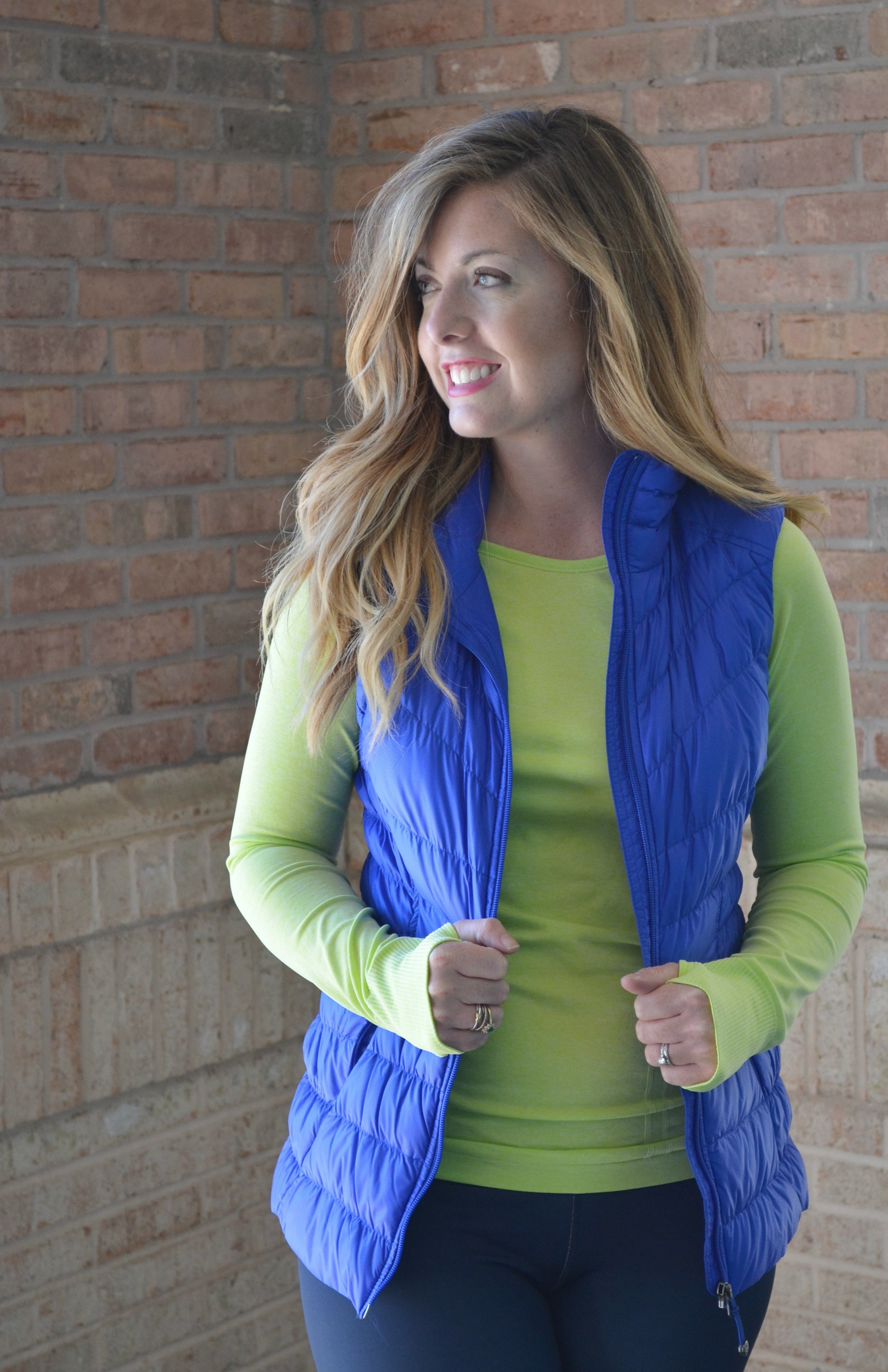 Royals blue from Athleta at Town Center on Sophisticaited