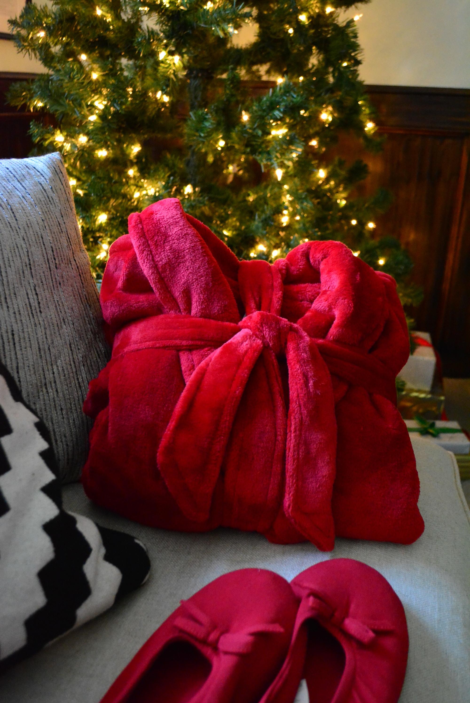 Soma pajamas for Christmas