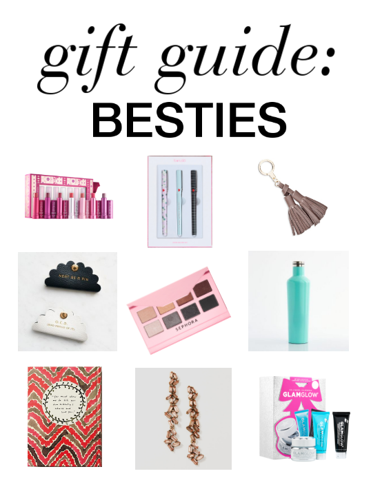 The best gifts for your besties