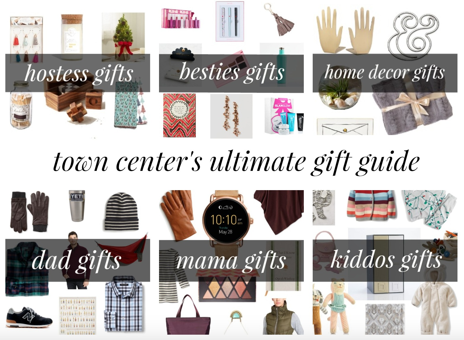 the ultimate gift guide