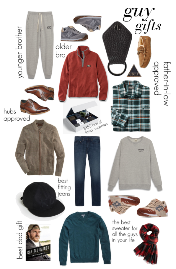 The ultimate Guy Gift Guide
