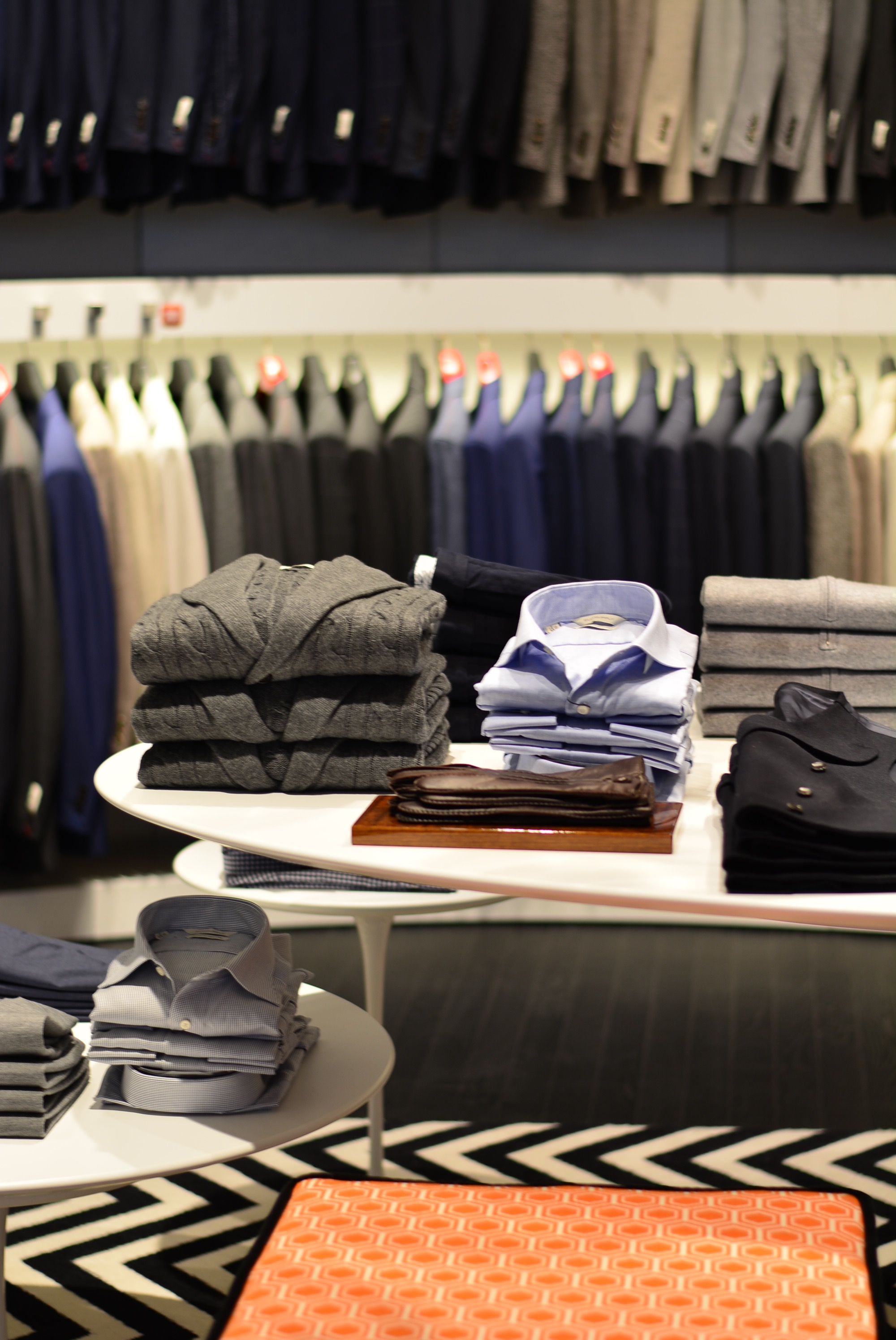 SuitSupply menswear store in KC