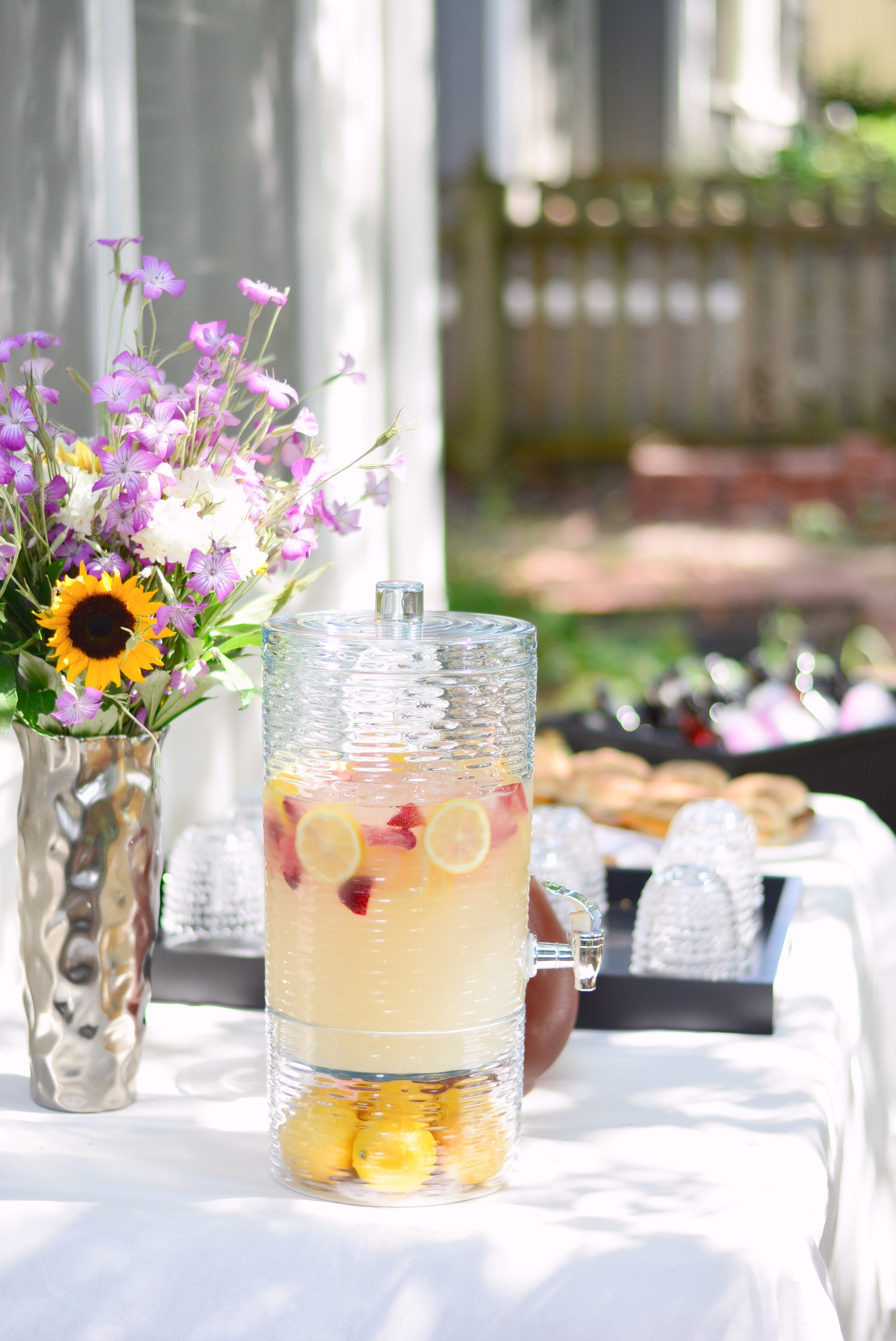 Summer Party on the patio