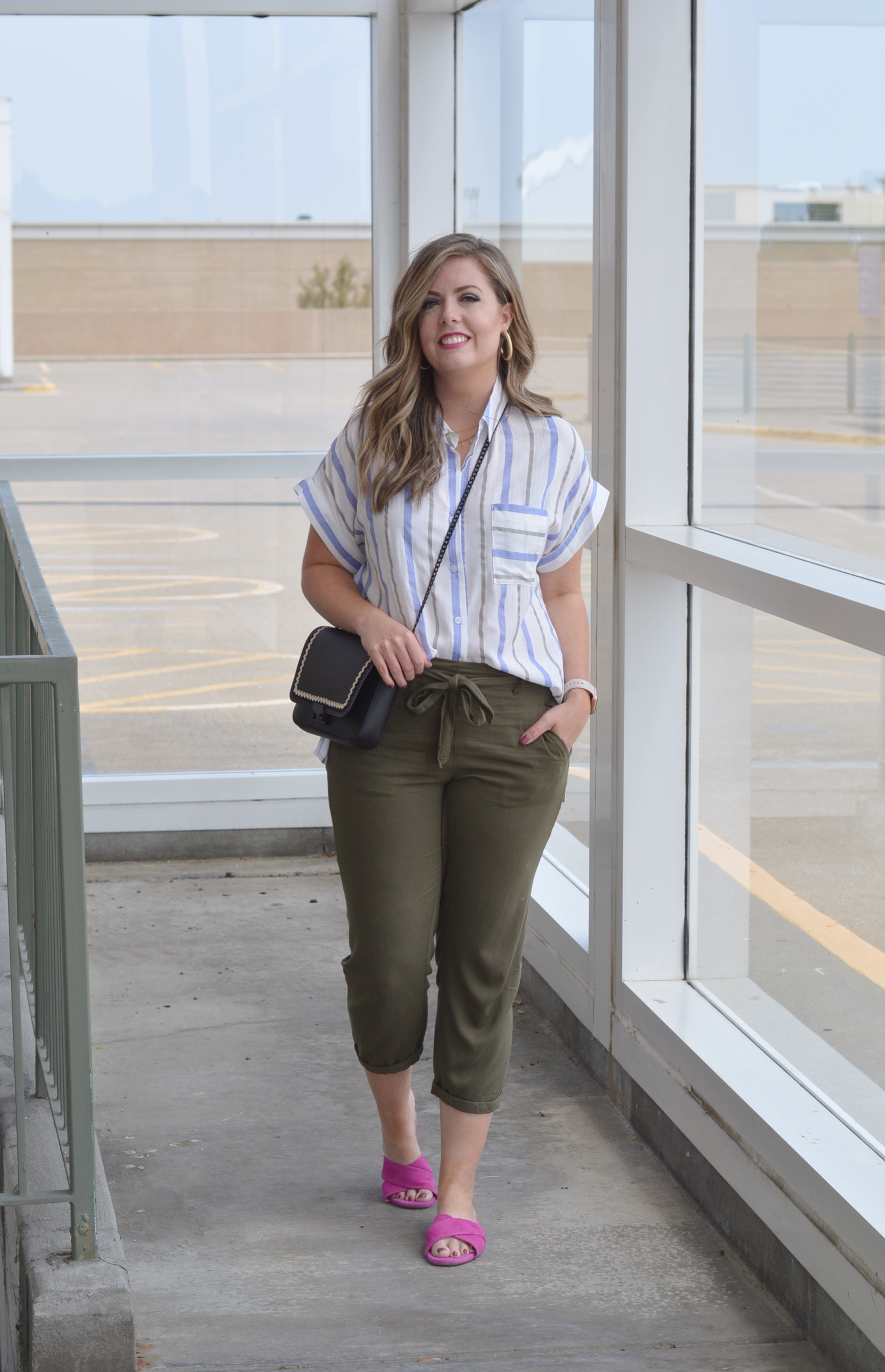 What I'm wearing now - Transitional Season style