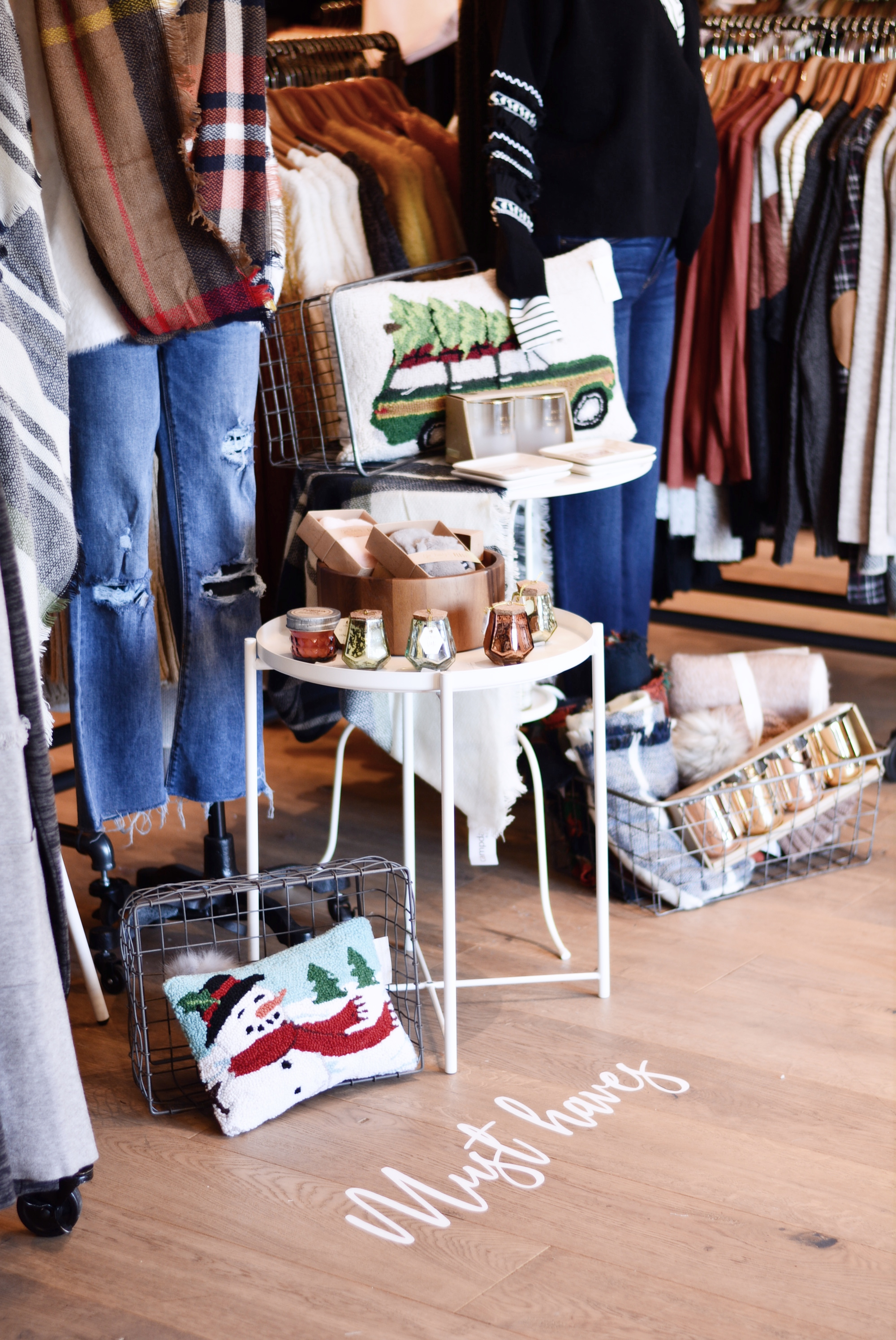 Shop Small Saturday KC - Camp David Store