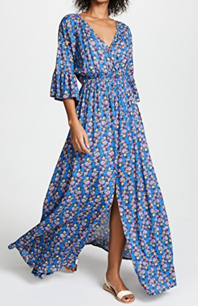 PrintedMaxiDresses - Nothing says spring, like florals. And a maxi style is great for every occasion!