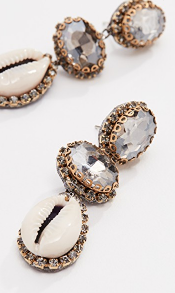 StatementEar-rings - Love these fun spring-y styles that will update any outfit