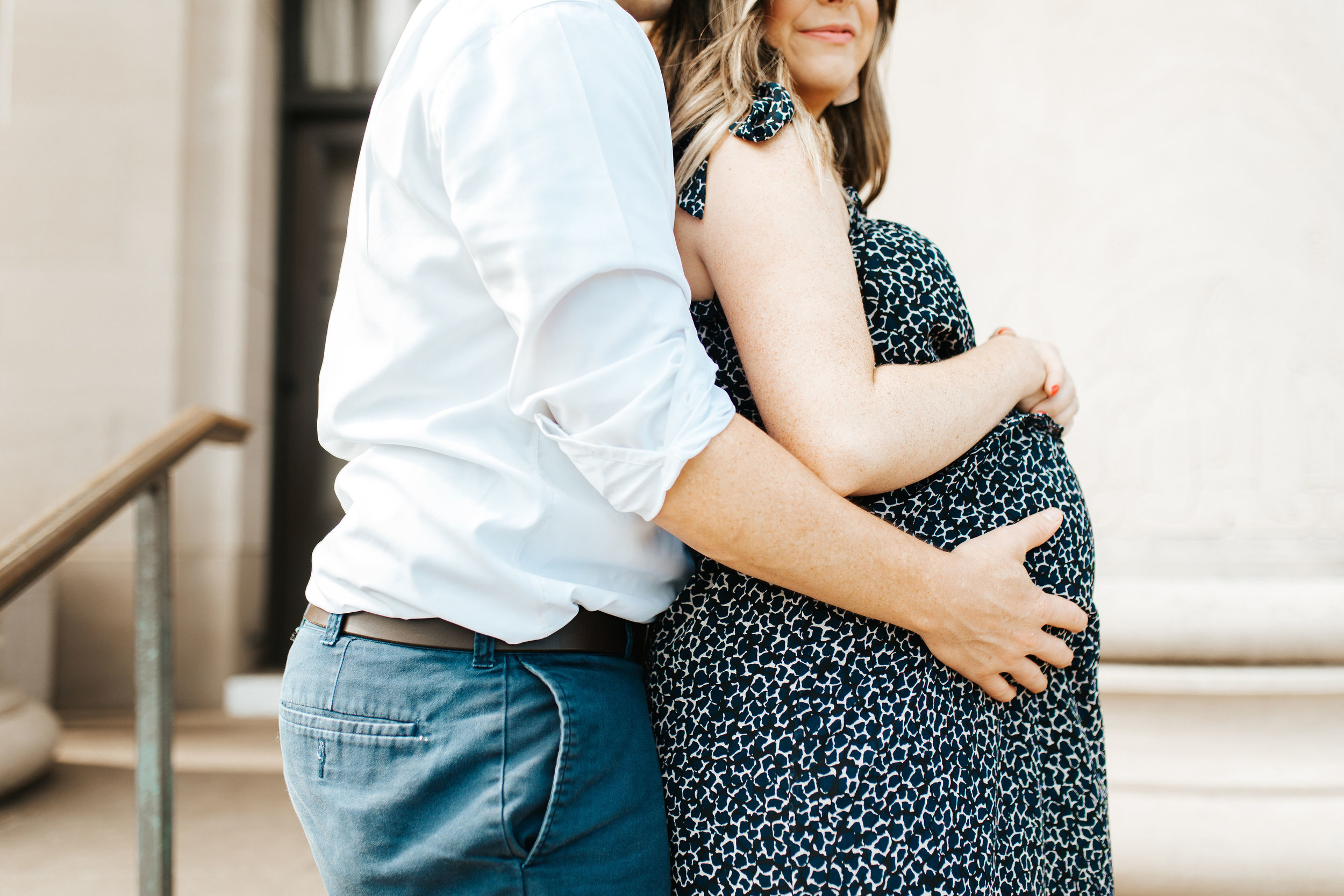 Maternity Shoot - Welcoming Baby Girl