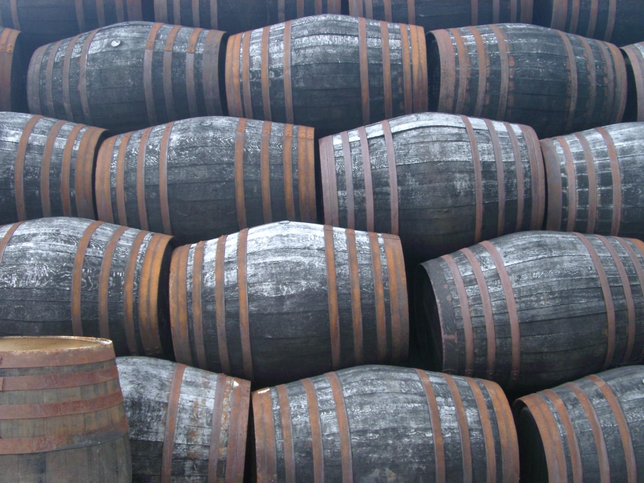 Barrels One, Fort William.JPG