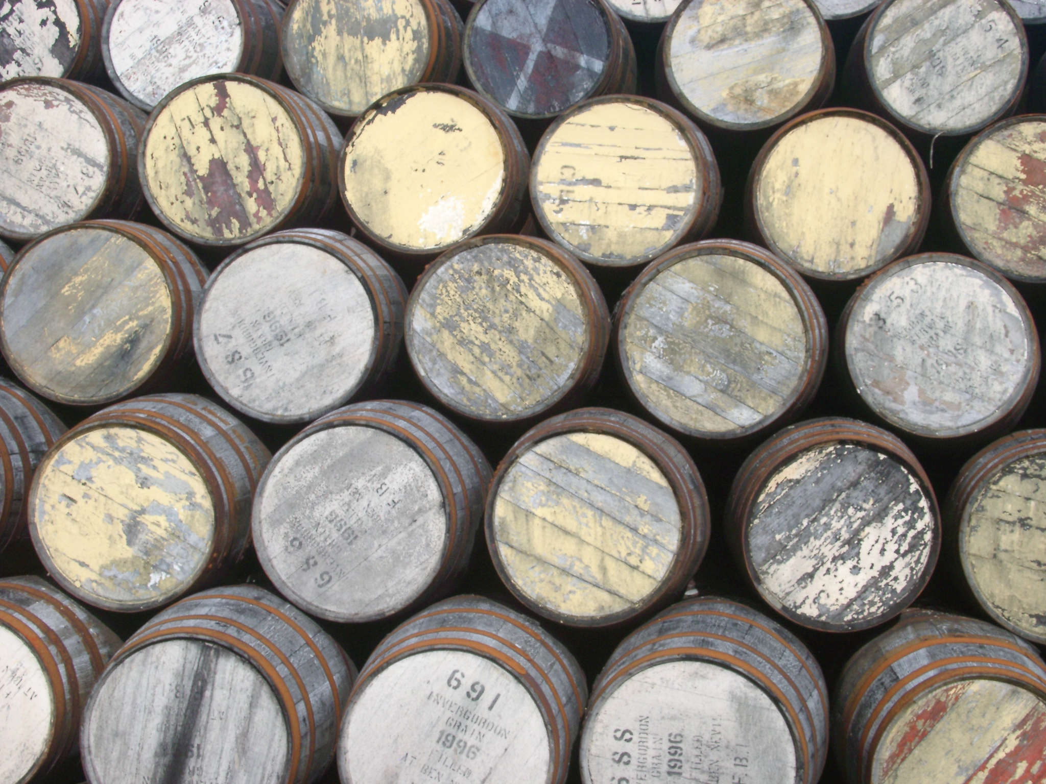 Barrels Two, Fort William.JPG