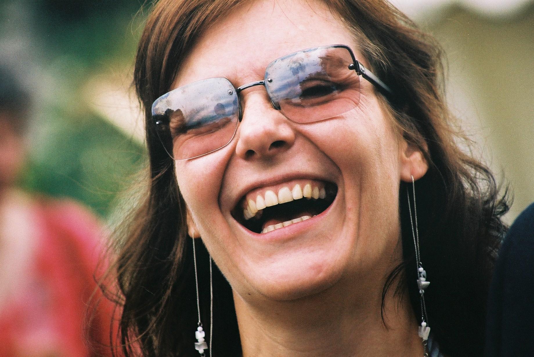 Elaine Laughing.JPG