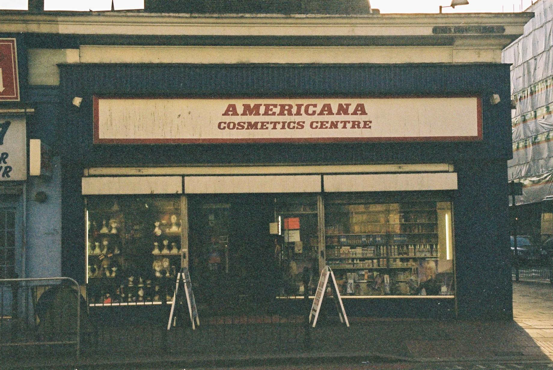 Americana, Kings Cross.JPG