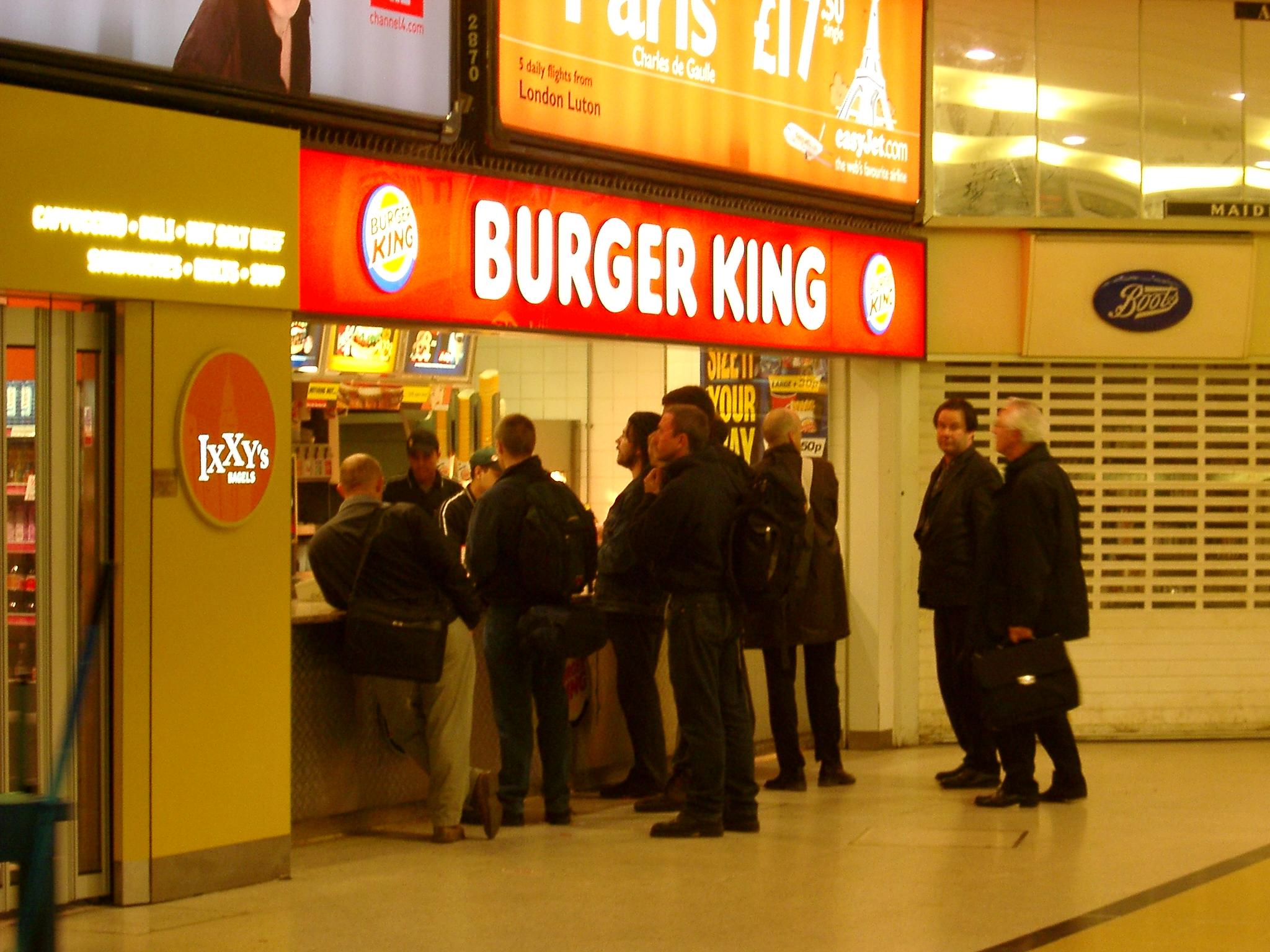 Burger King, Kings Cross.JPG