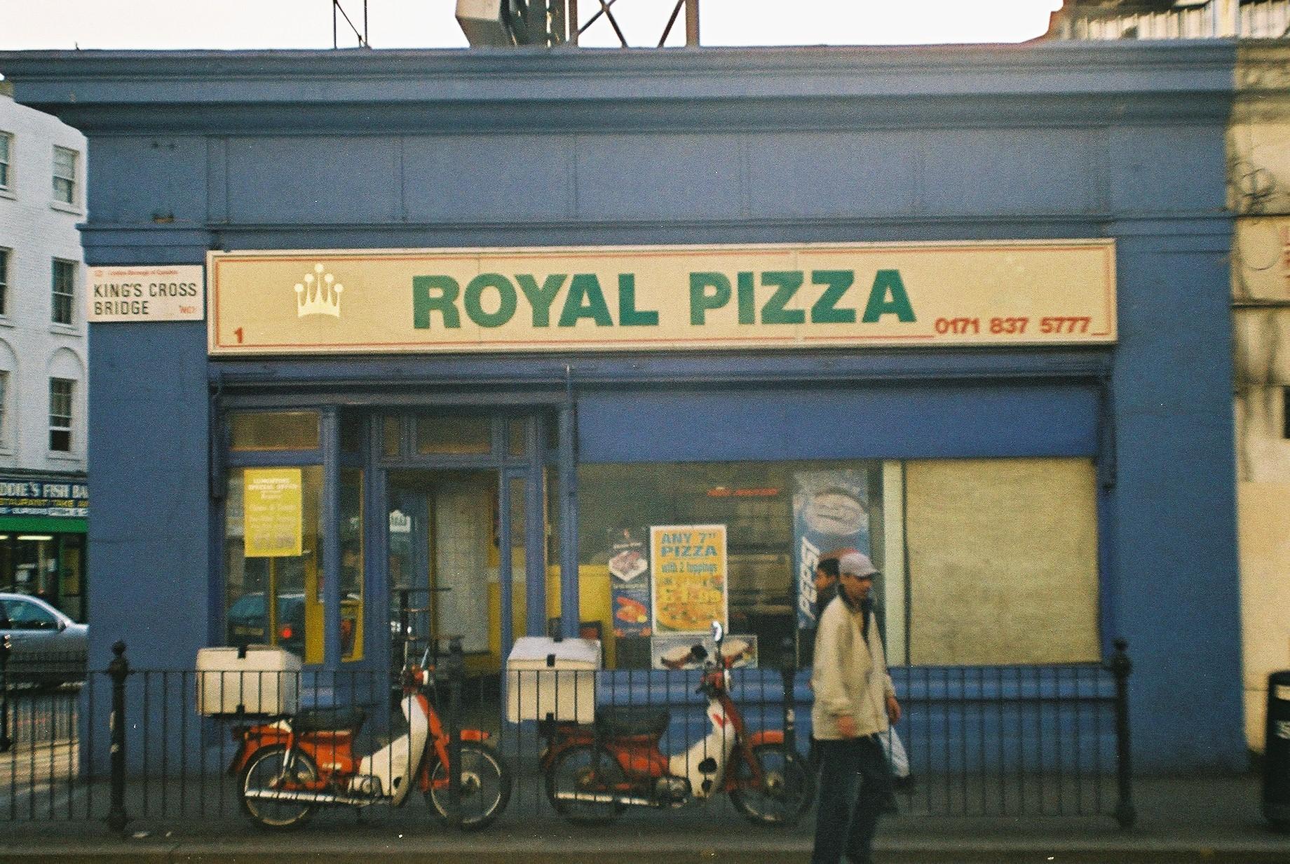 Royal Pizza, Kings Cross.JPG
