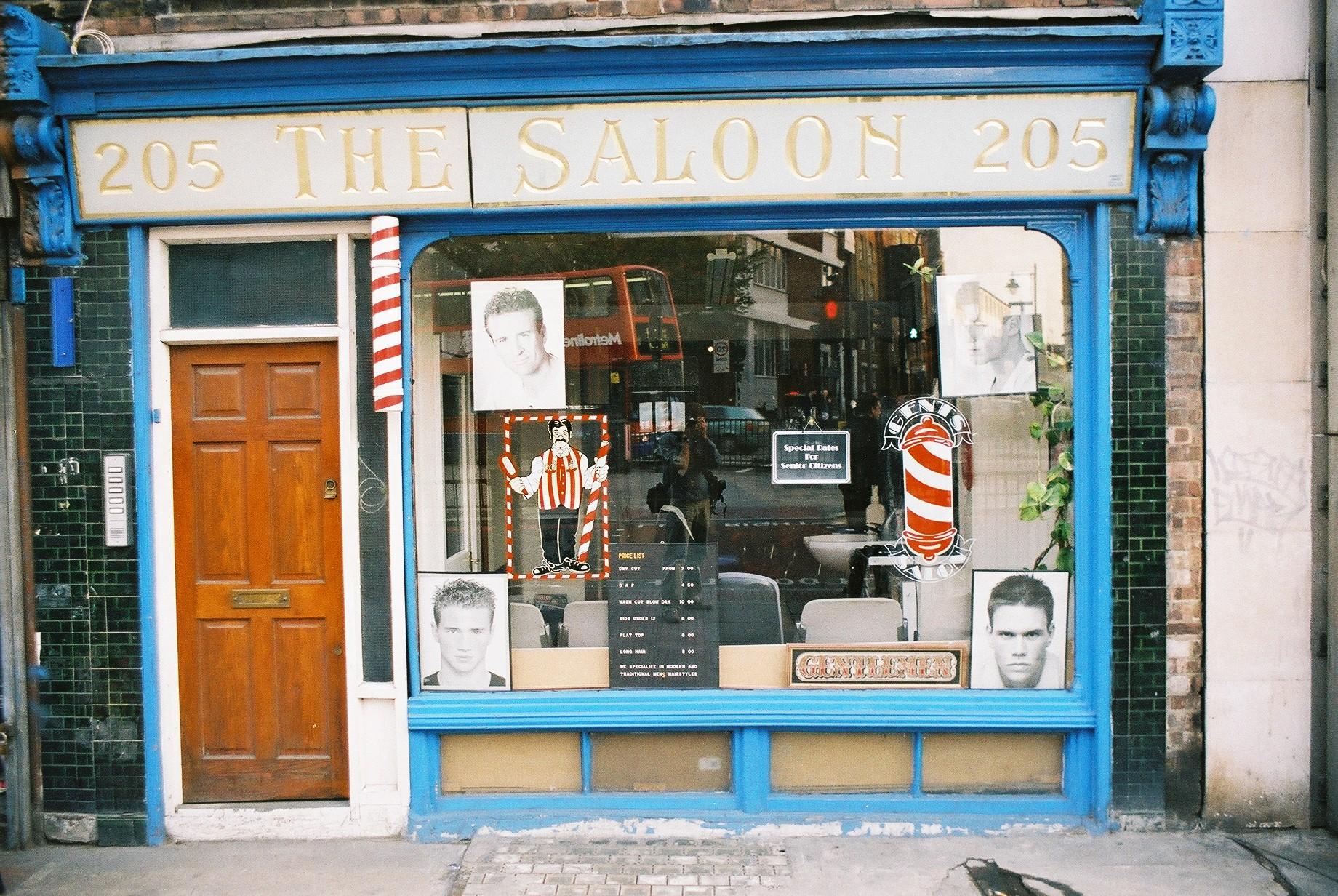 The Saloon, Kings Cross.JPG