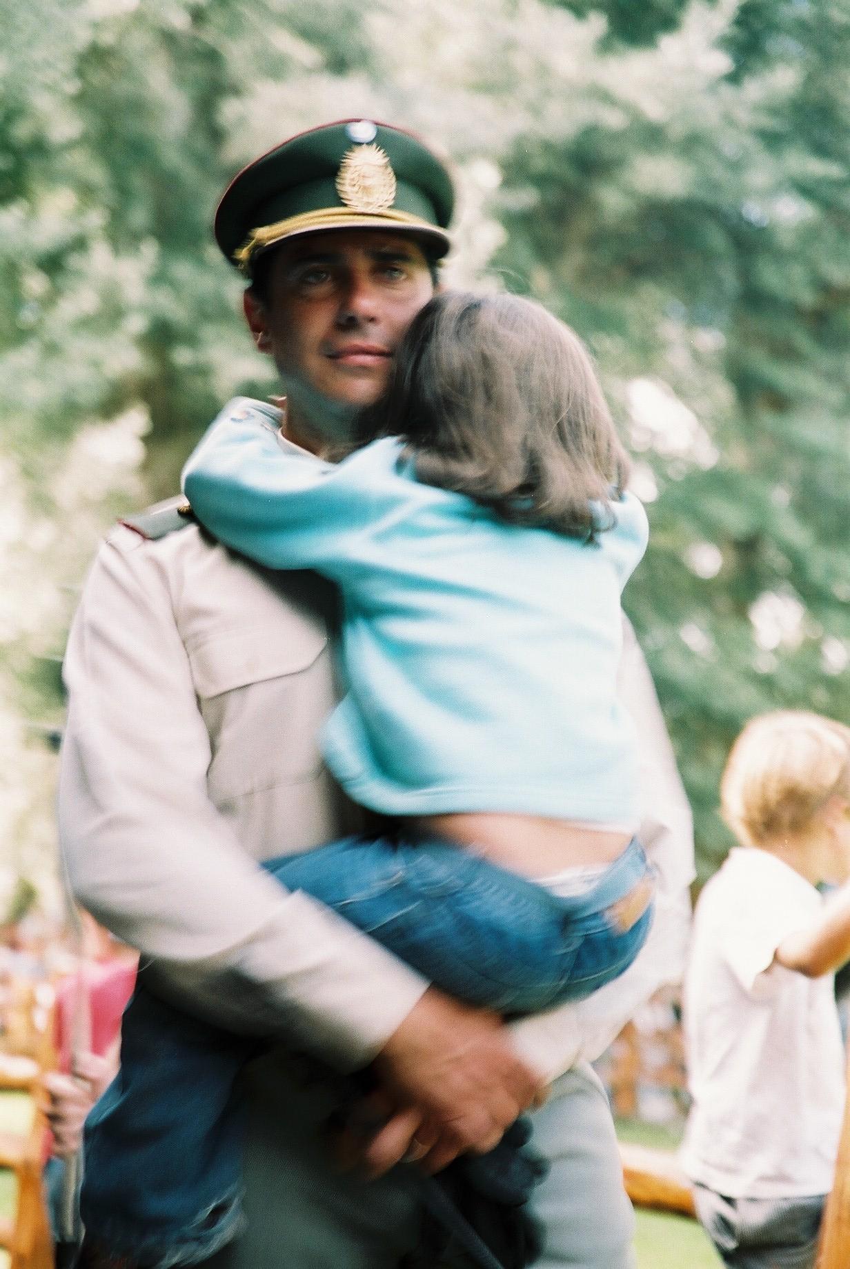 Soldier & Child, San Martin.JPG