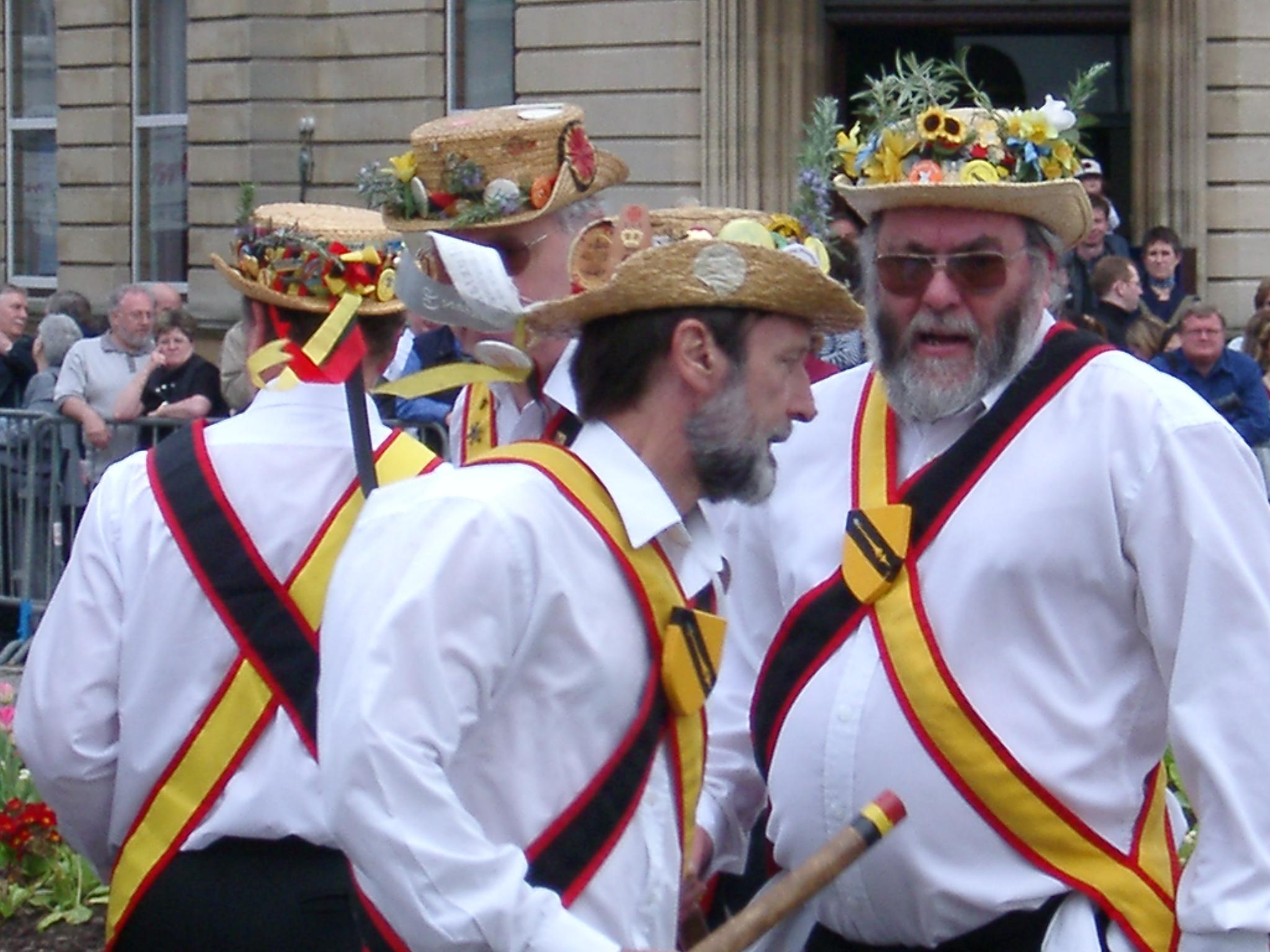 Morris Dancers, Stratford-upon-Avon.JPG