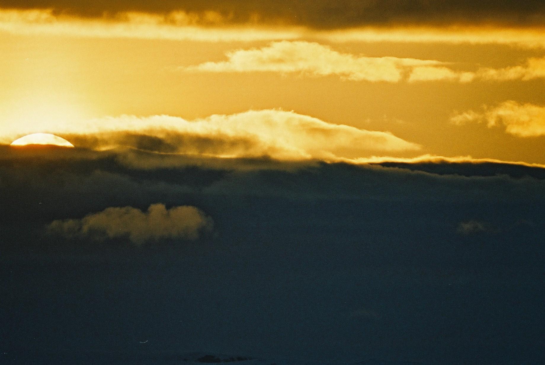 Sunset Close-up, Haldde Mountain.JPG