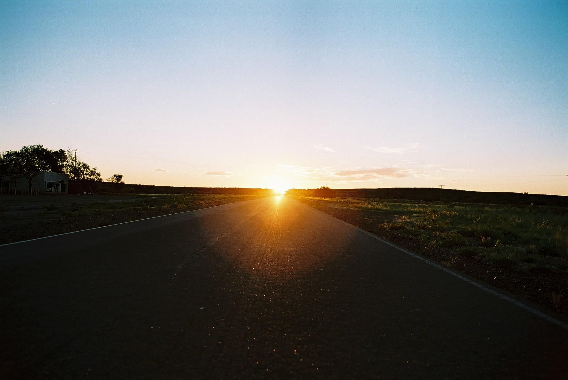 Sunset on the Pampas, Argentina.JPG