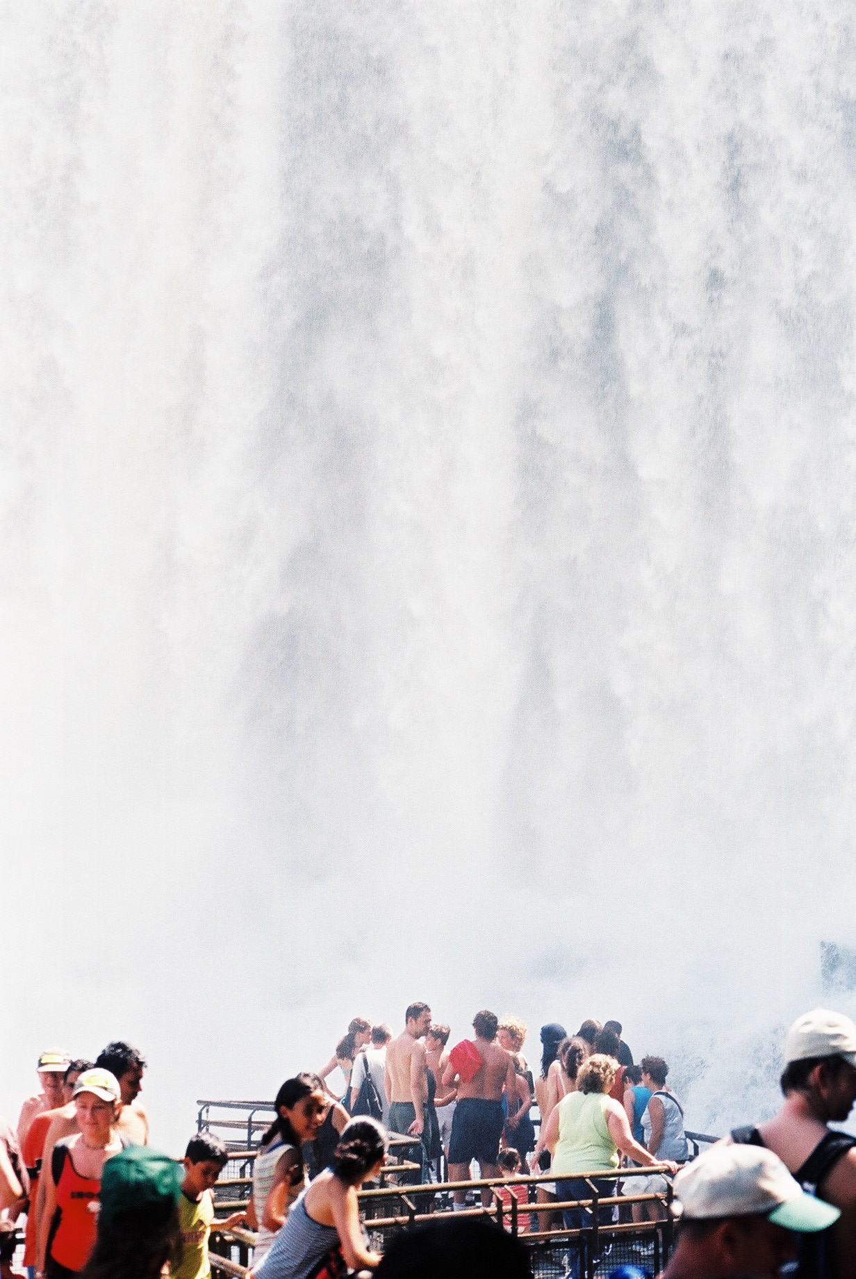 Waterfall, Iguazu.JPG