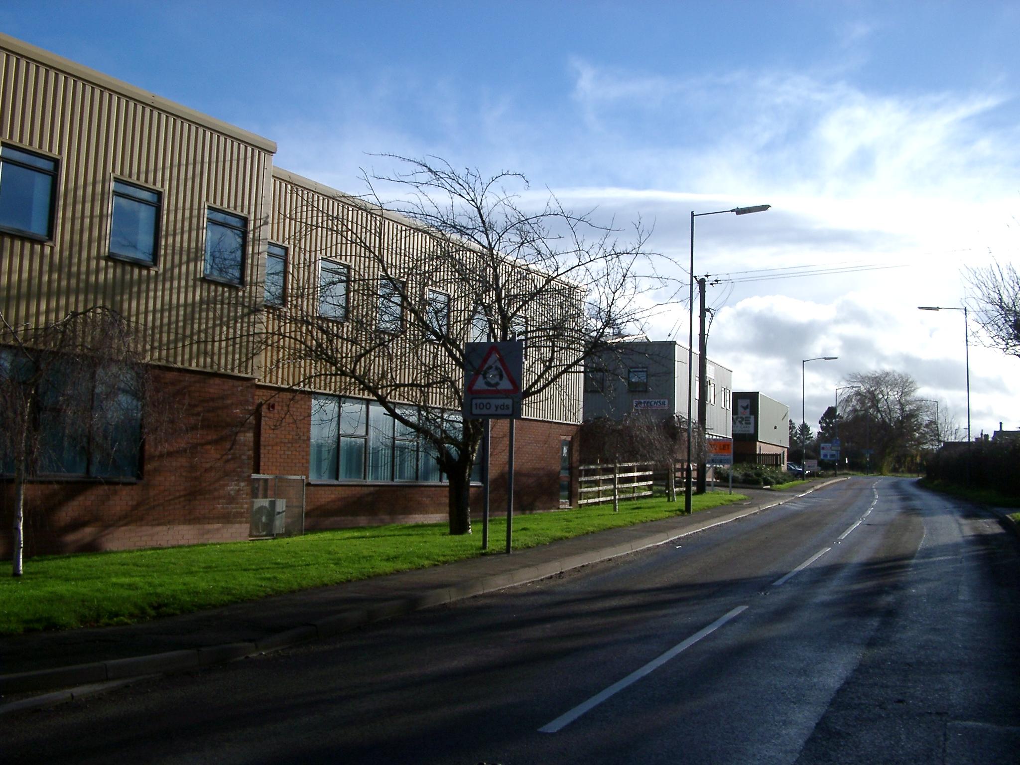 Industrial Estate, Bidford.JPG