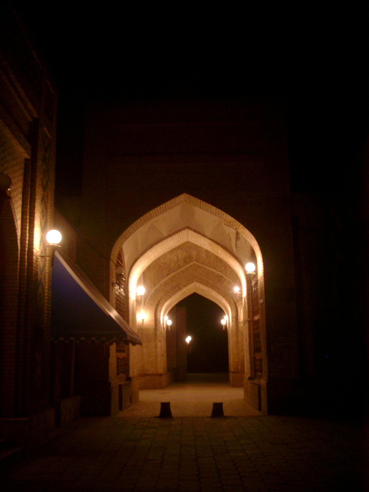 Tok at Night, Bukhara.jpg