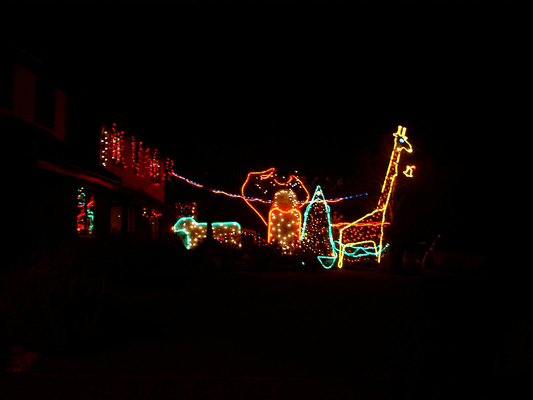 Christmas Lights, Stratford-upon-Avon.JPG