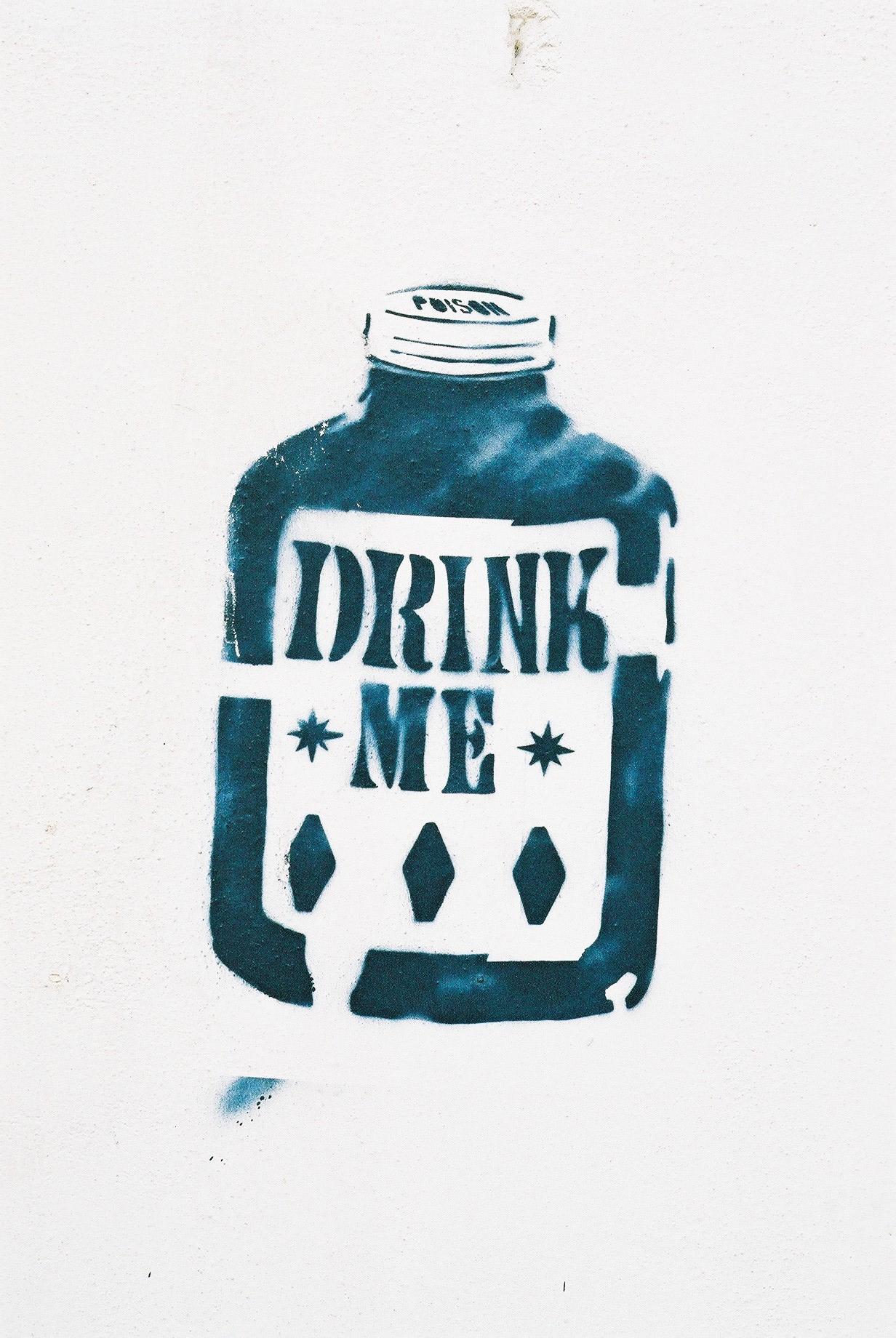 Drink Me, Islington.JPG