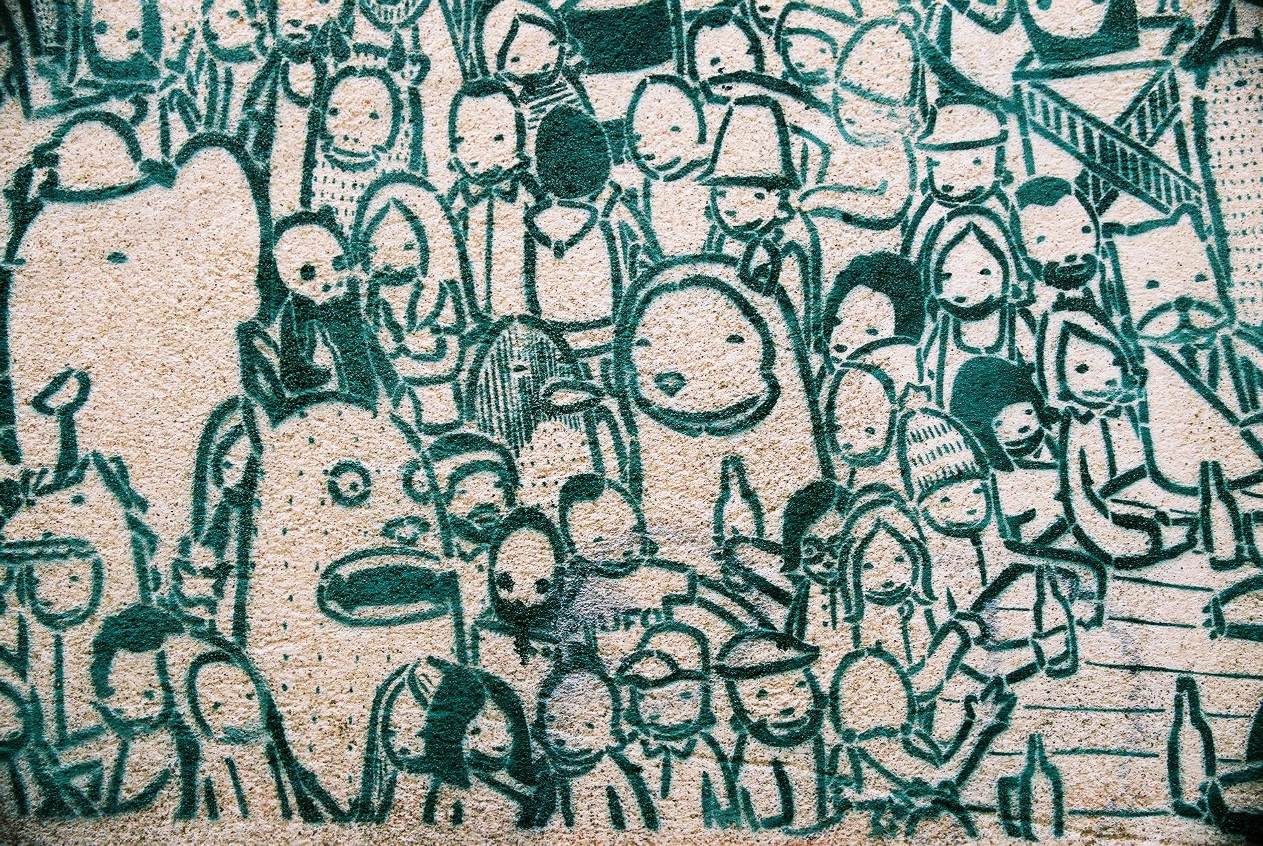 Graffiti Party, Arles.JPG