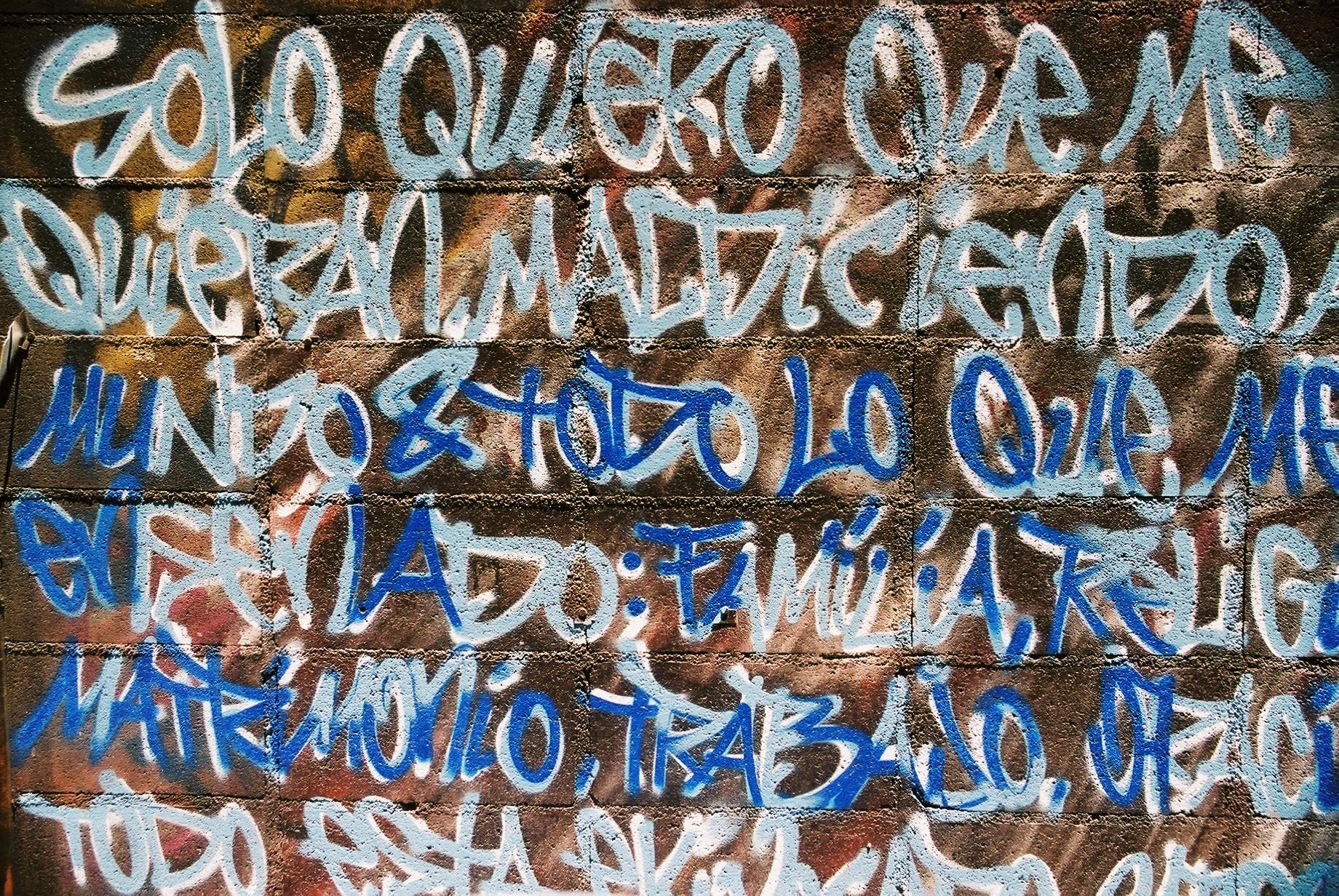 Solo Quiero, Barcelona.JPG