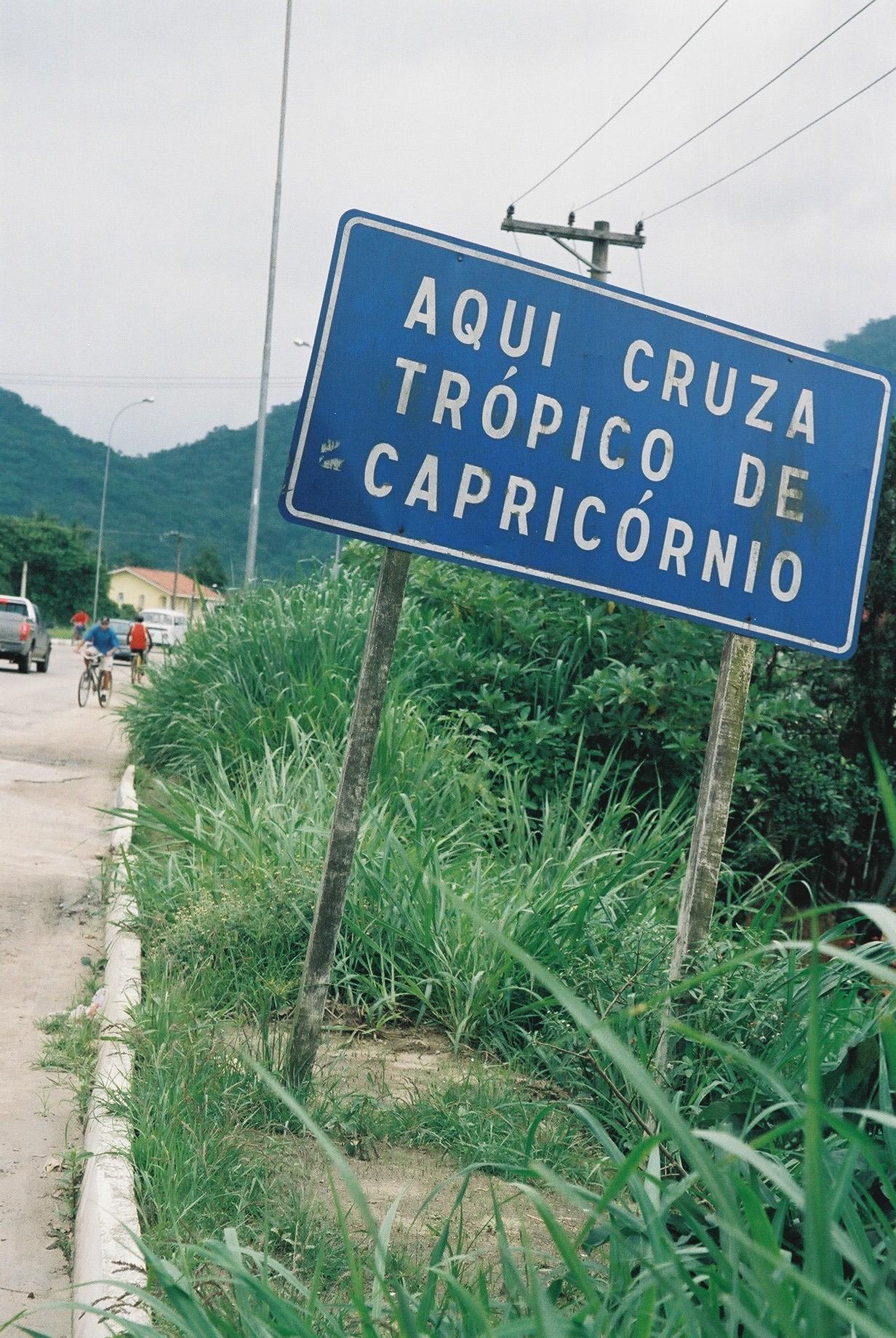 Tropico de Capricornio, Brazil.JPG