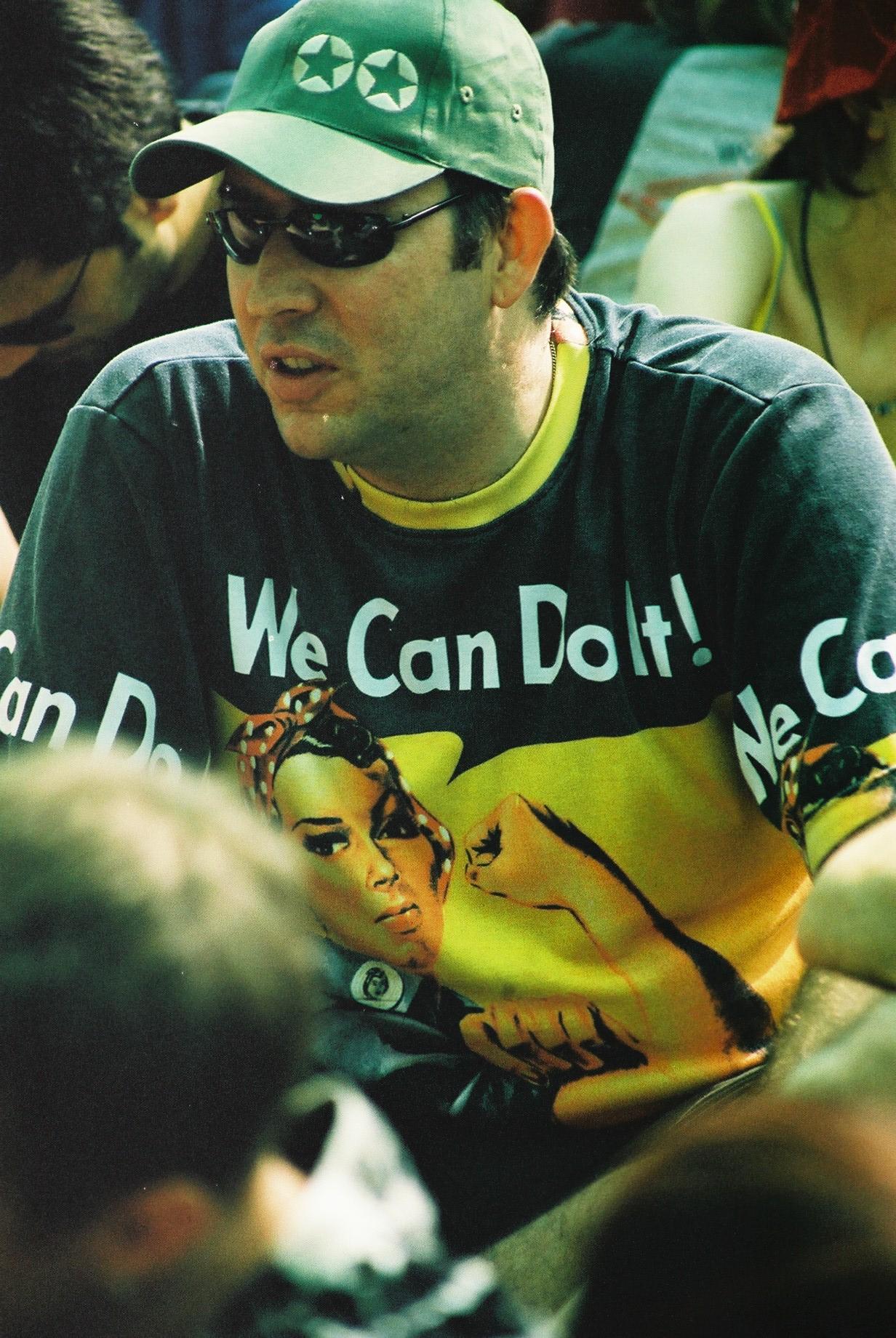 We Can Do It, Barcelona.JPG