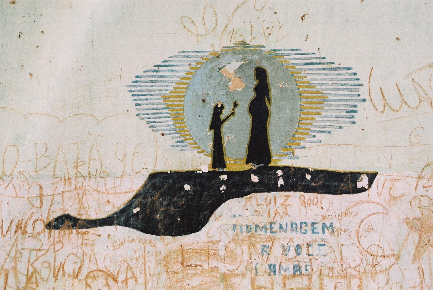 Woman and Girl, Dos Rios Prison.JPG