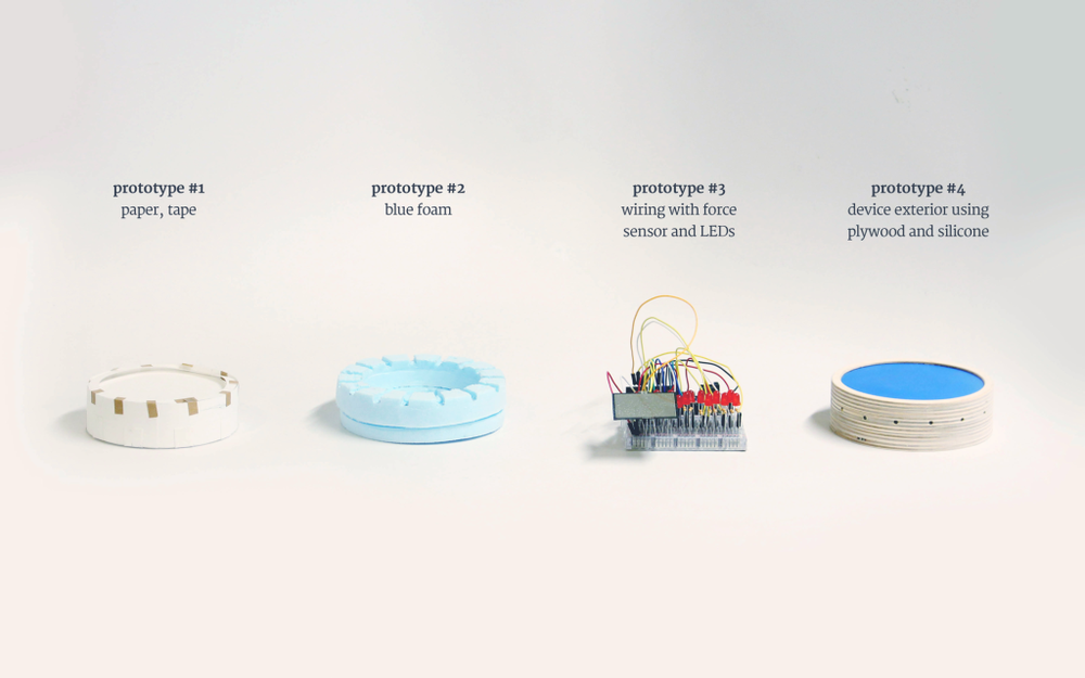 A Smart Coaster for Drinking Water — SONI HAHN