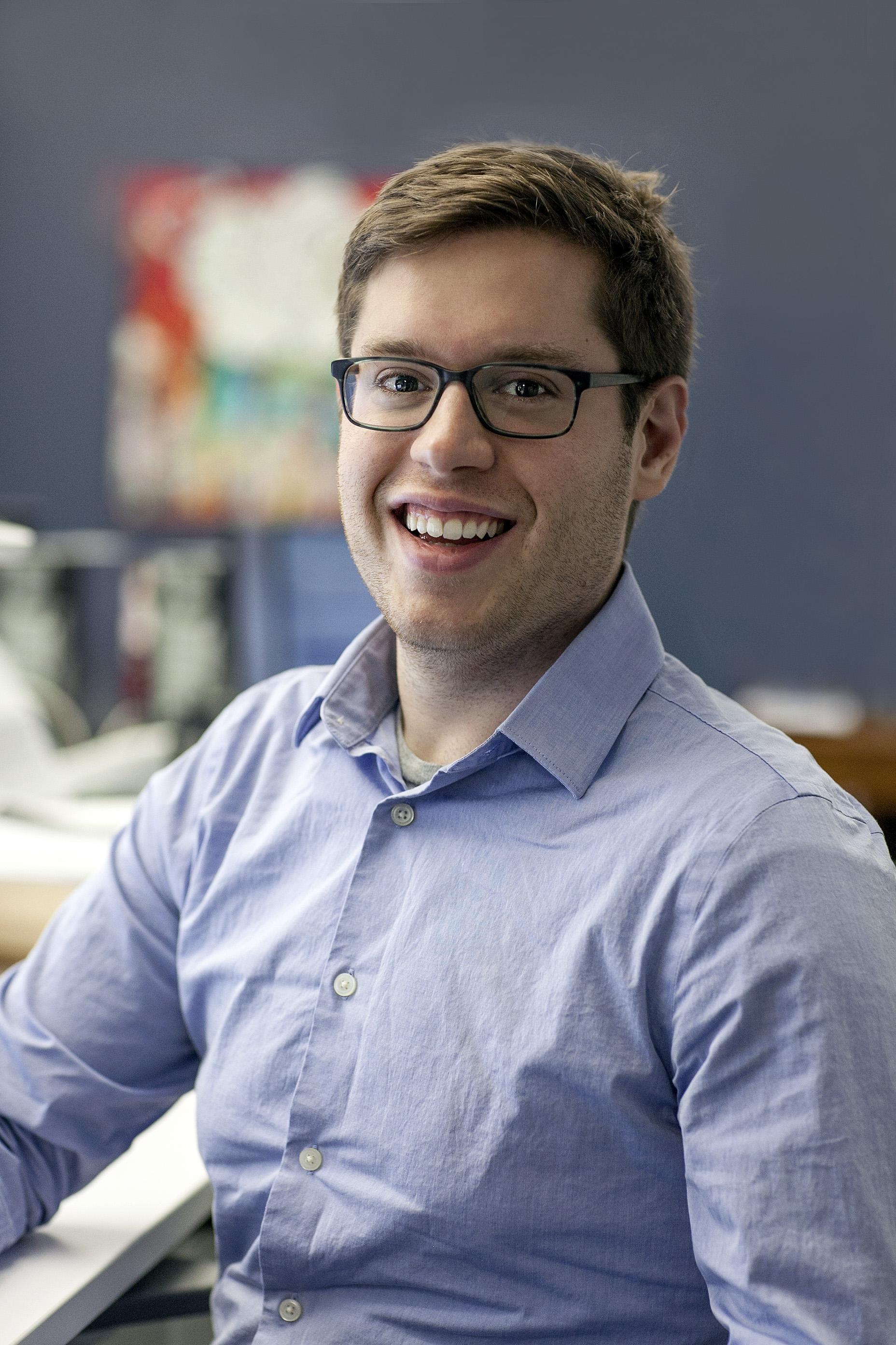 Ryan Levinsohn   Senior Paralegal, Office Manager