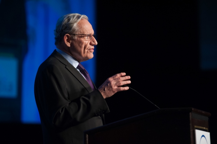 Bob Woodward Guest Speaker for New Orleans Event