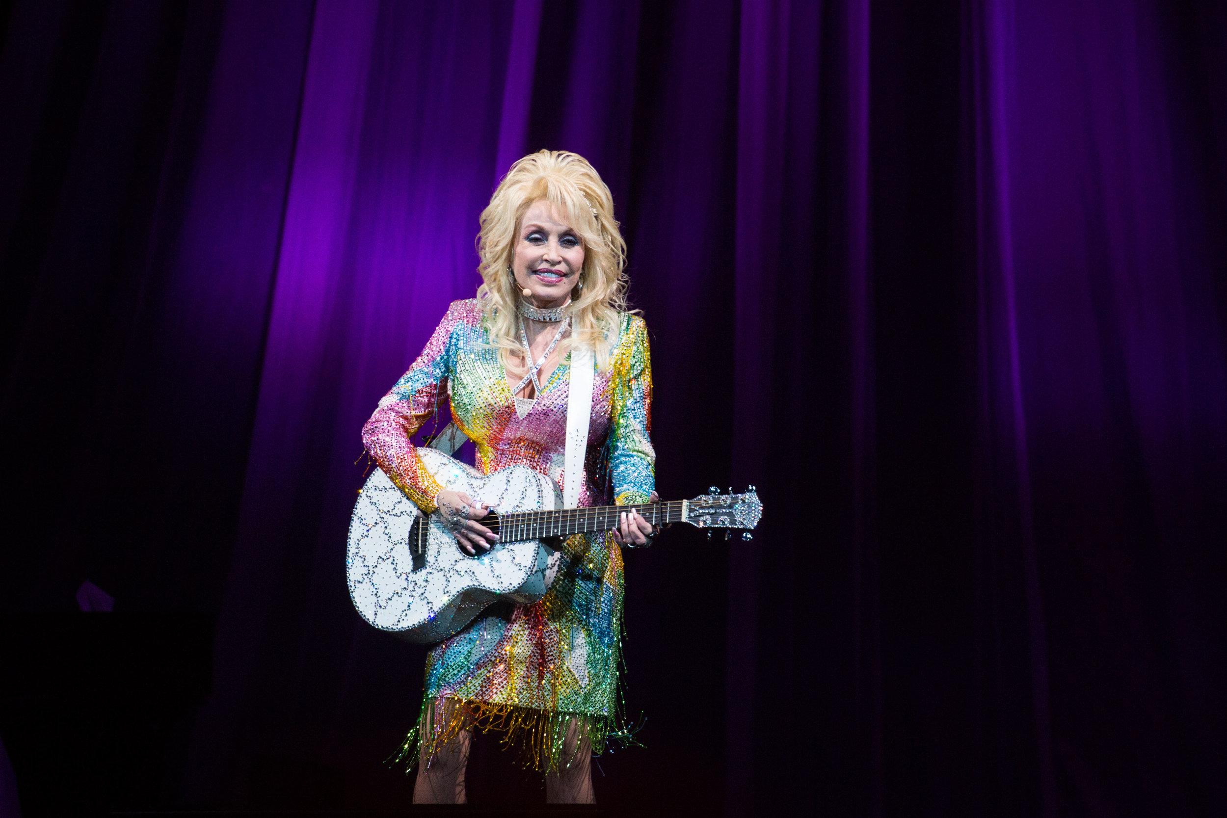 Dolly Parton by Adrienne Battistella 2016