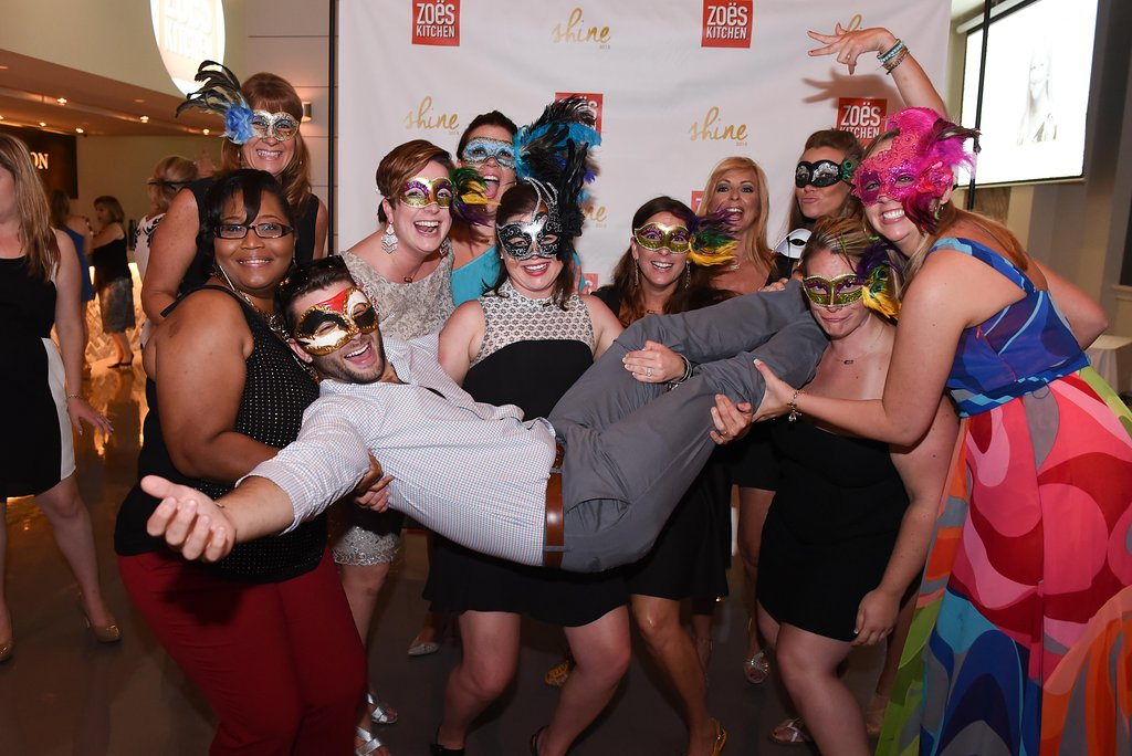 NEW ORLEANS, LA - June 30, 2015: Zöes Kitchen Event at the Jaxson in New Orleans, LA (photo by Adrienne Battistella, 2015. All Rights Reserved.)