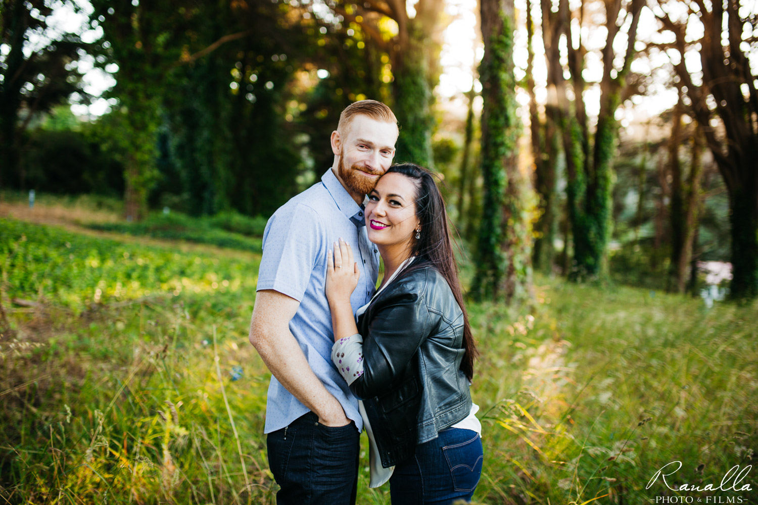San Francisco Engagement Photos-Ranalla Photo & Films-Main Post