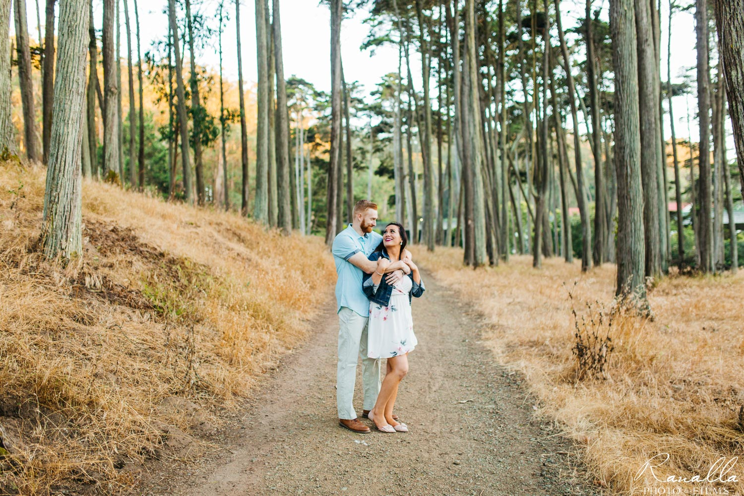San Francisco Engagement Photos-Ranalla Photo & Films-Presidio
