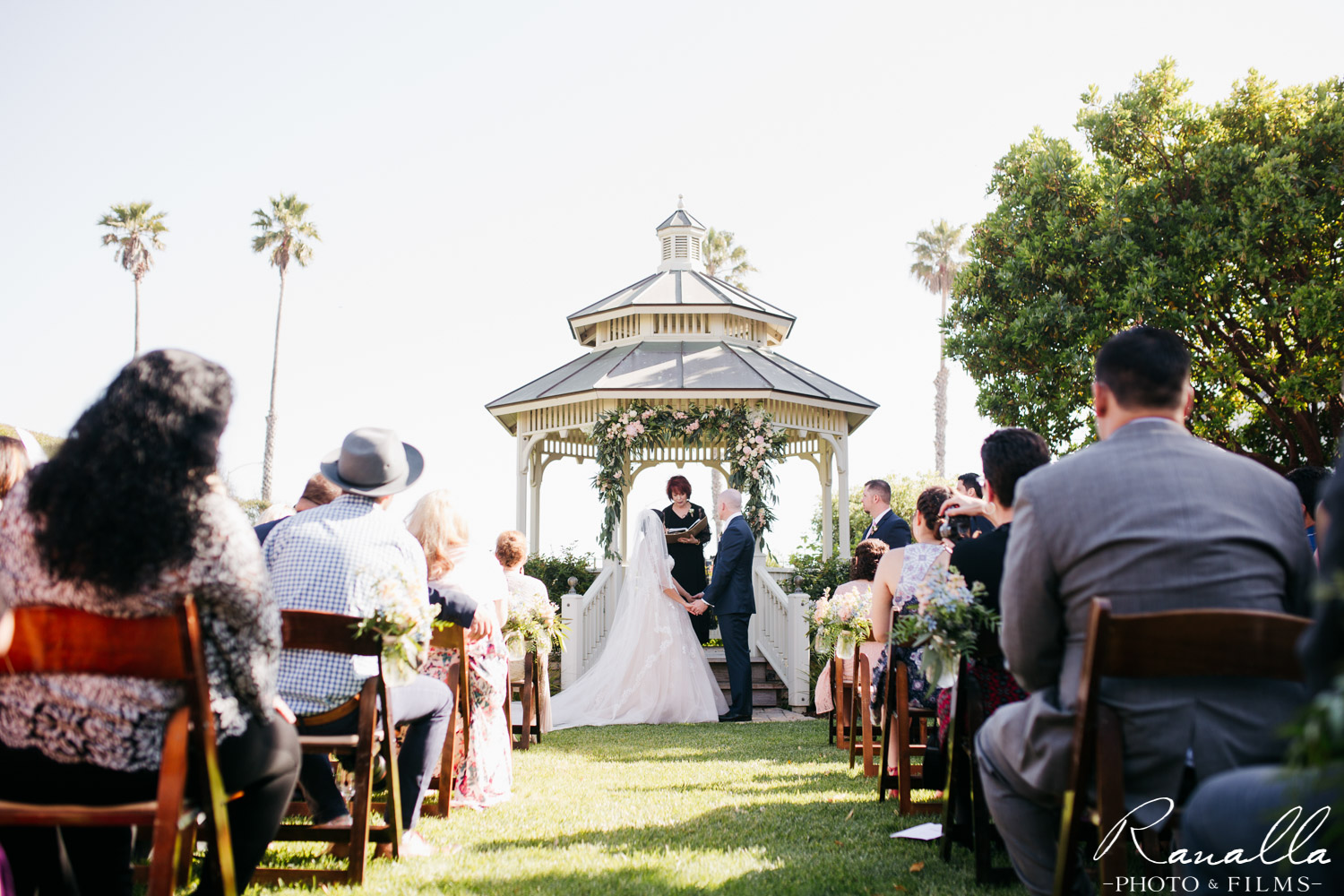 Cass House Wedding Photos-san luis obispo wedding photographer-Ceremony Photos