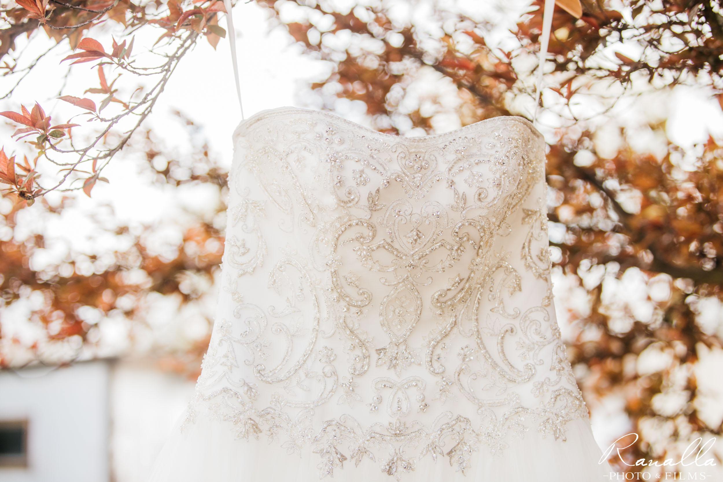 Chico Wedding Photography-Wedding Dress- Patrick Ranch Wedding Photos- Ranalla Photo & Films