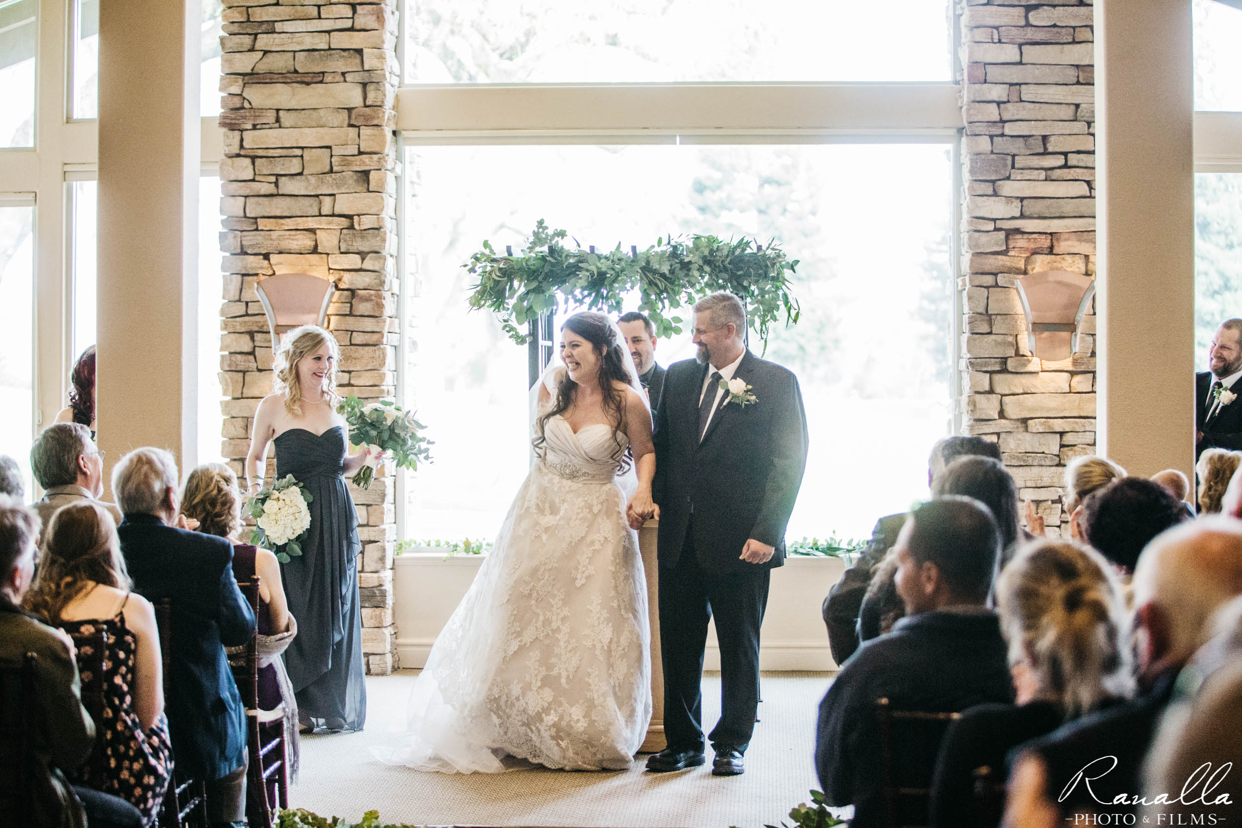Chico Wedding Photography- Butte Creek Country Club- Ranalla Photo & Films