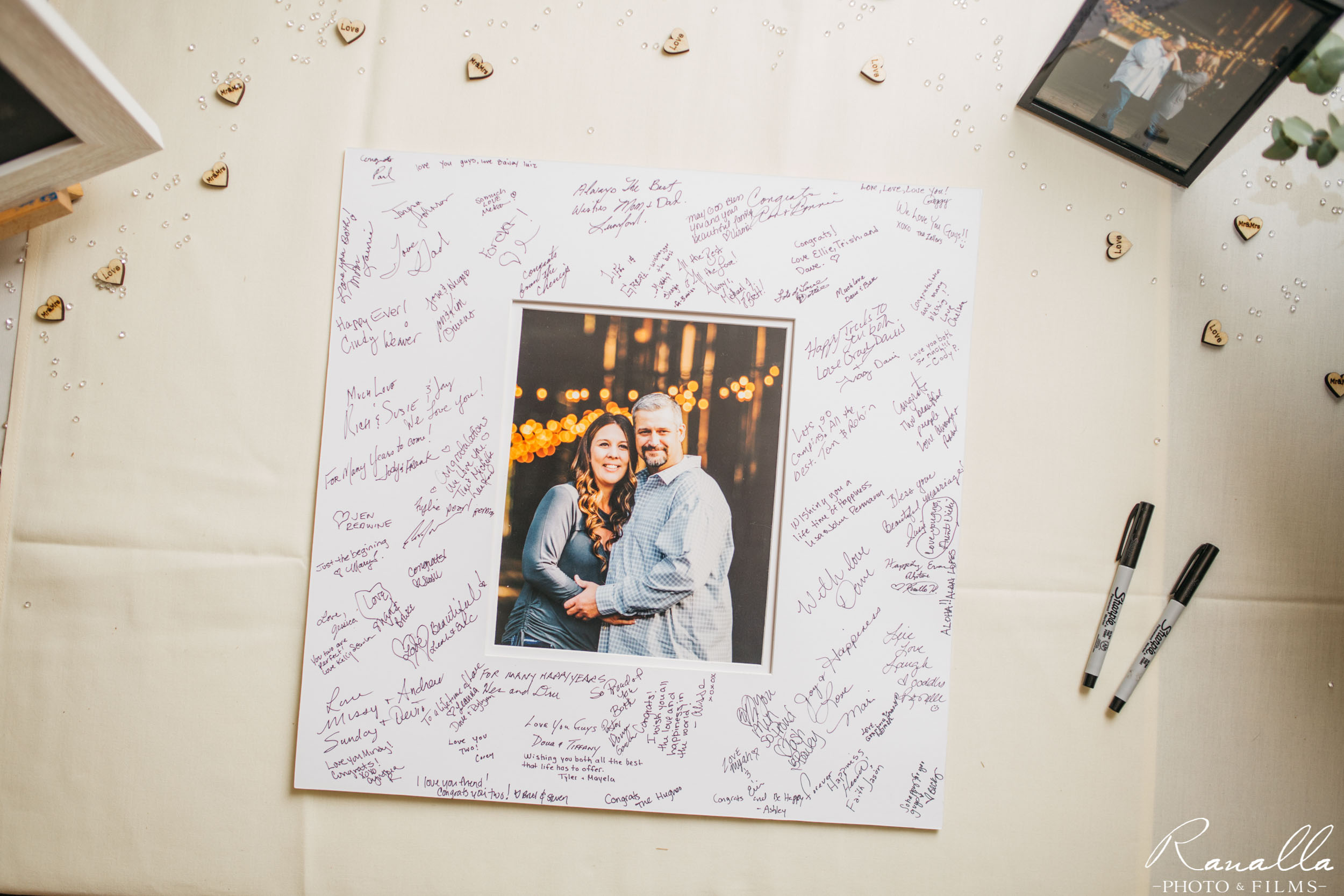 Chico Wedding Photography- Wedding Keepsake- Butte Creek Country Club- Ranalla Photo & Films