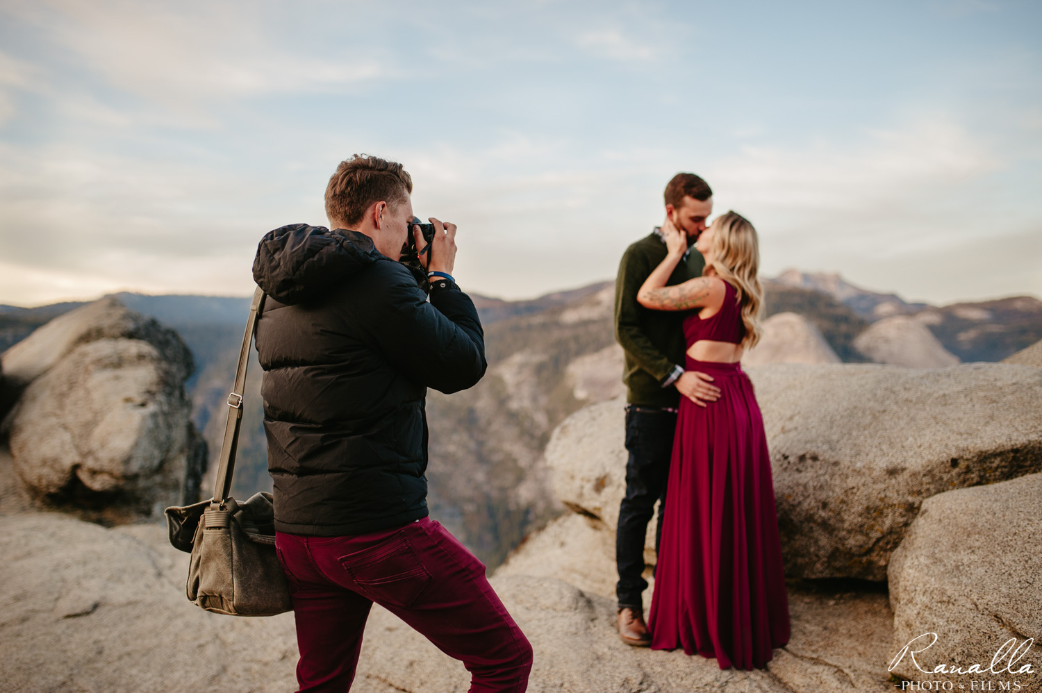Yosemite Wedding Photographer Tyler Ranalla