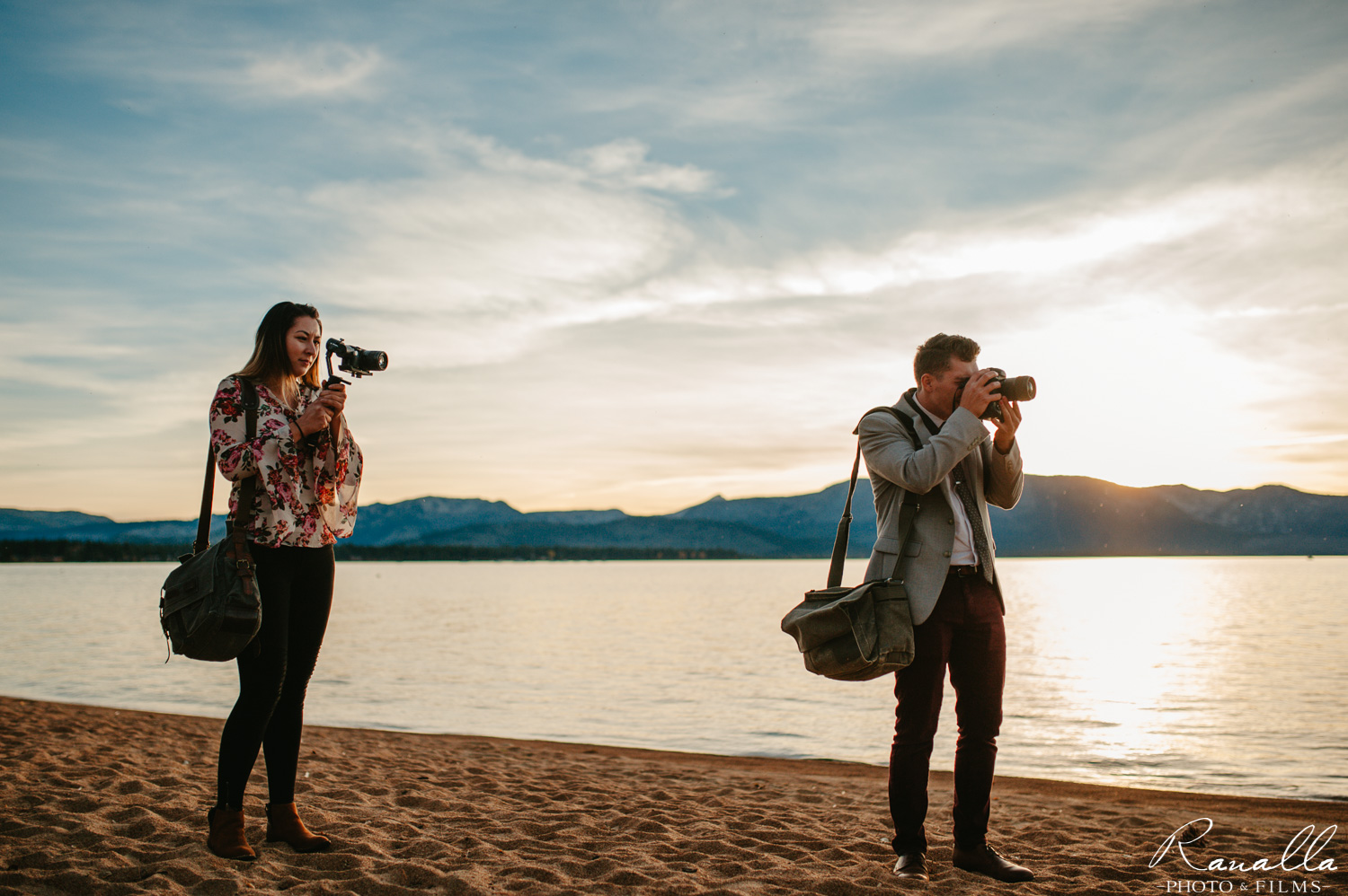Wedding Photo and Video team in Lake Tahoe, California
