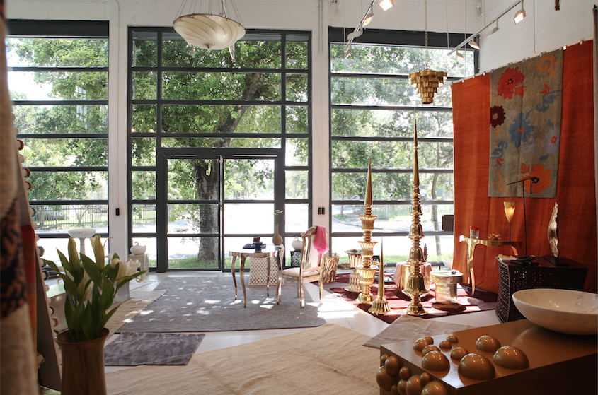 Stephanie Odegard Collection Showroom, Miami Ironside