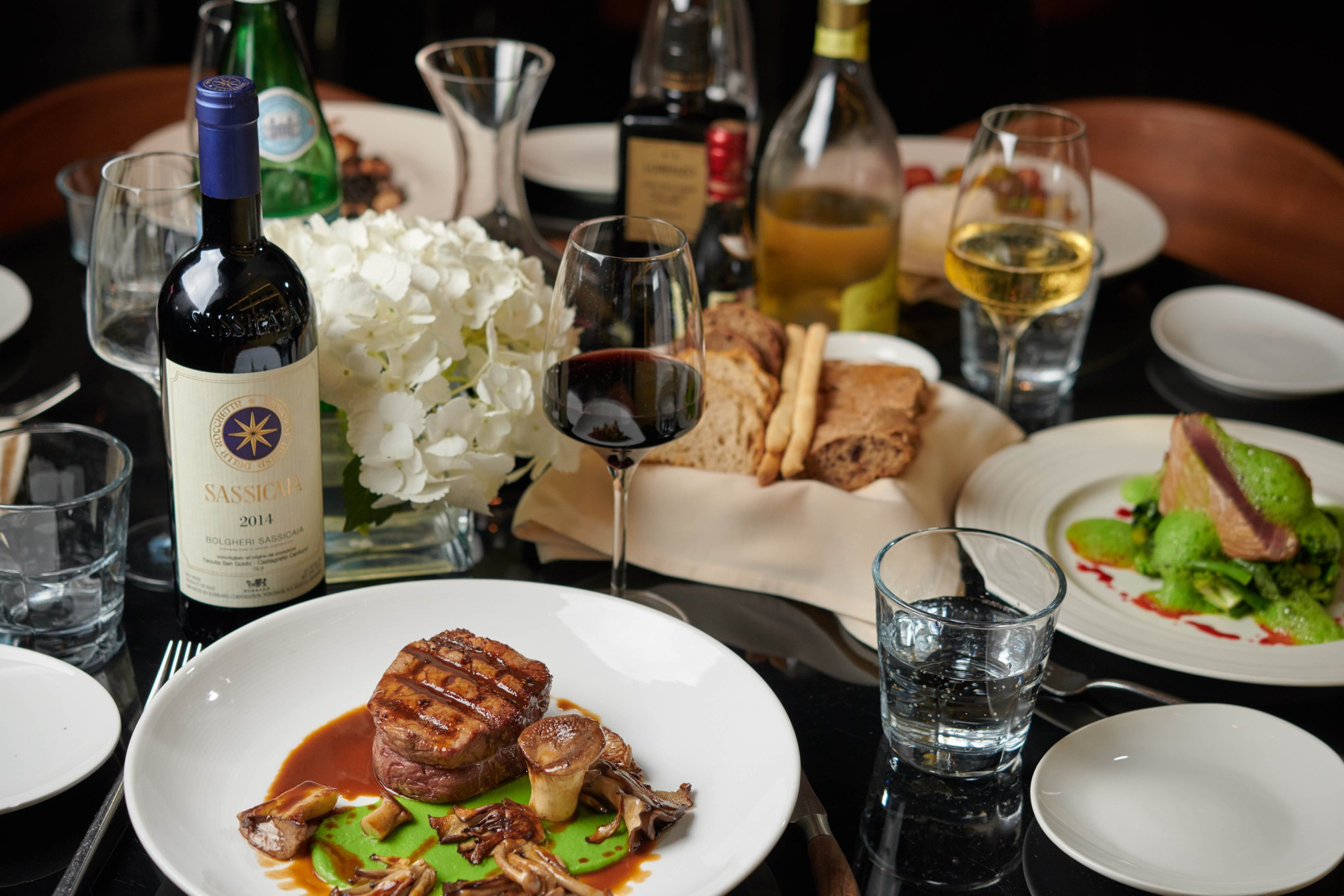 Toscana Divino - Contemporary Tuscan restaurant offering high-end dishes.Please follow us on:FacebookInstagramTrip Advisor