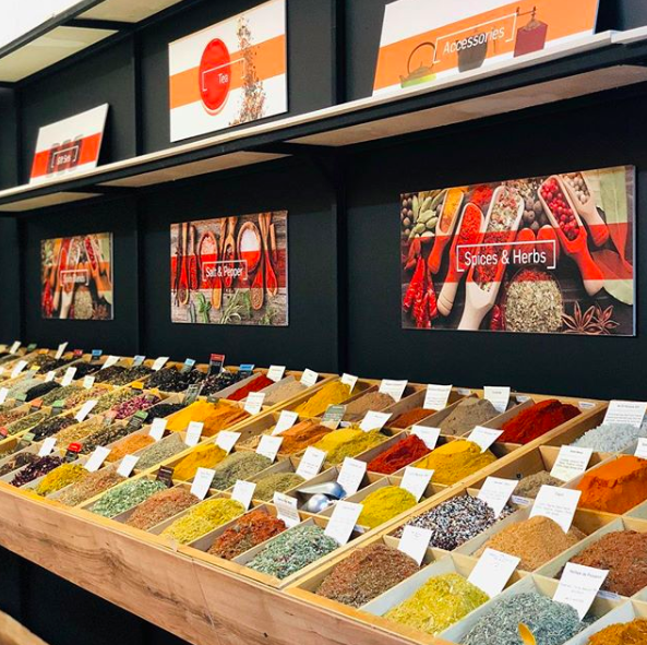 MondEpice - Artisan shop located in Miami Ironside, Florida. Provides over 150 spices and herbs, 120 kinds of specialty tea and more. From field to market, MondEpice ensures a quality product.
