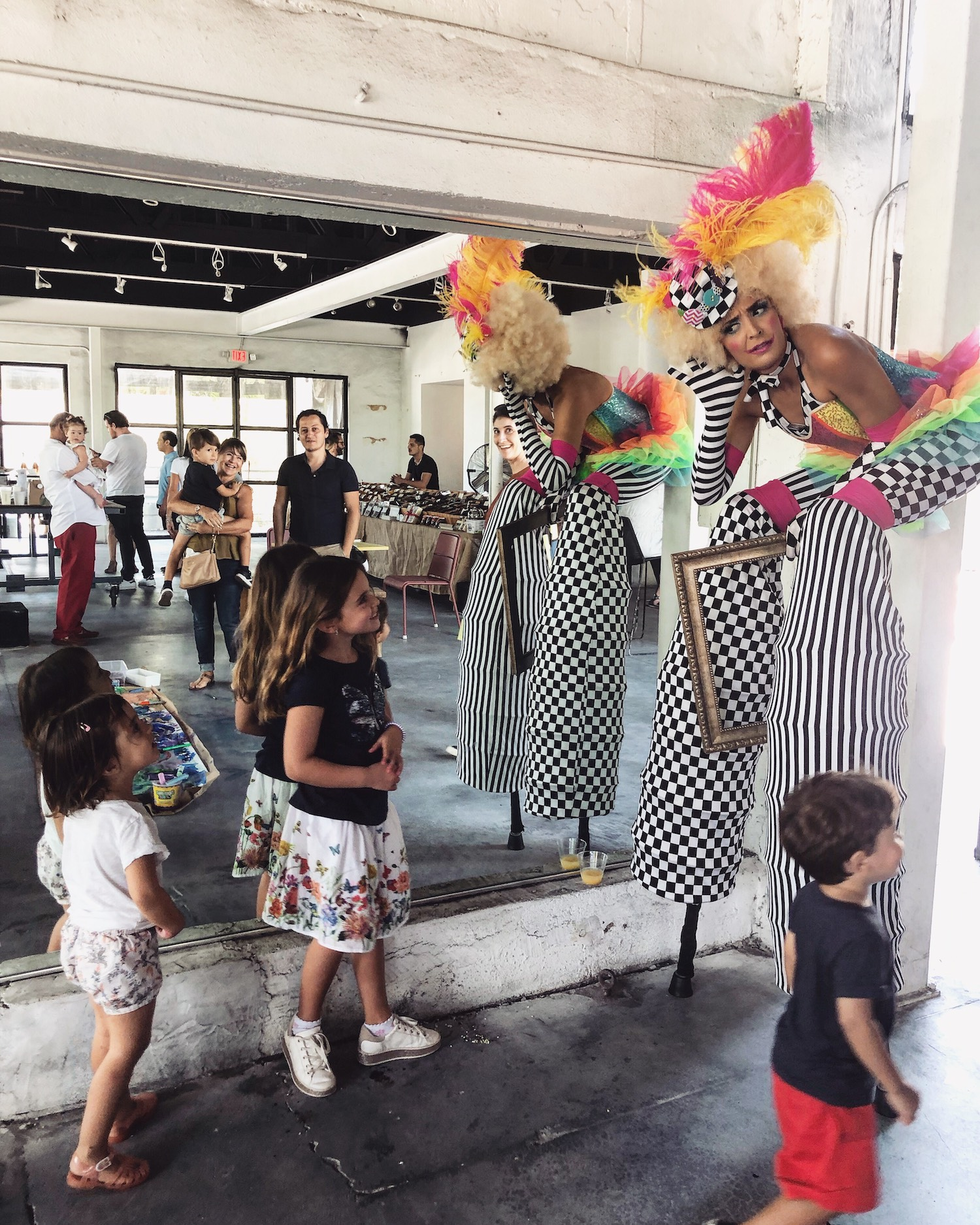 "Featured talent - Fifi The Clown""Fifi the Clown loves to entertain adults and especially Kids. Her antics leave everyone with a big smile on their face and warmness in their hearts.""Soraya, stilt-walkerClick HERE to meet the artist📧To apply for #IronsideTalents please email: info@miamiironside.com"